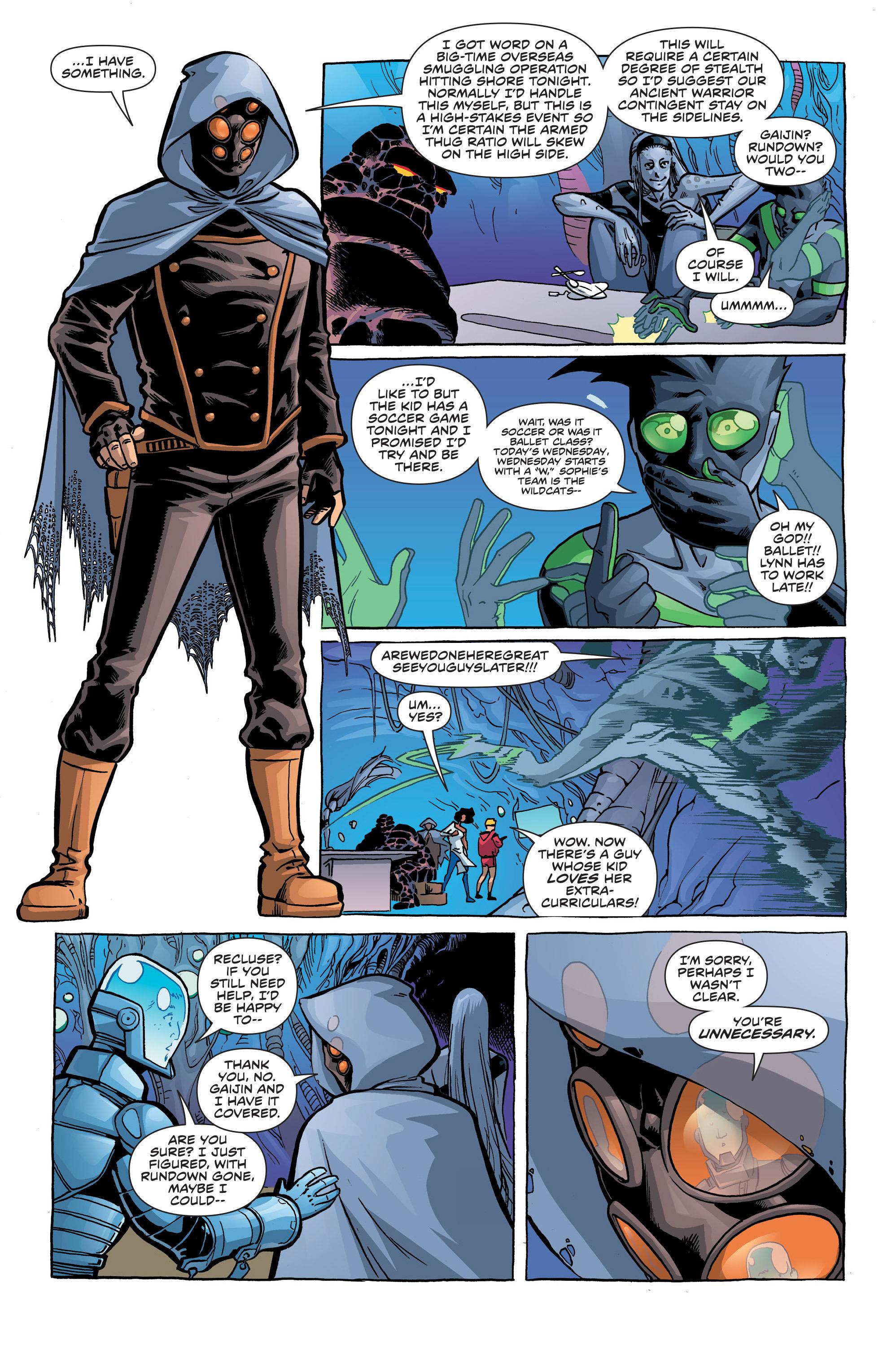 Read online Secret Identities comic -  Issue # _TPB - 41