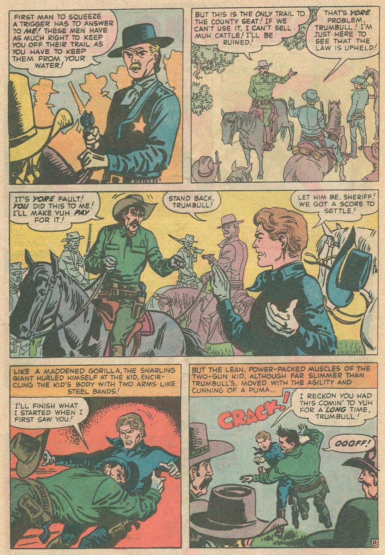 Read online Two-Gun Kid comic -  Issue #124 - 32