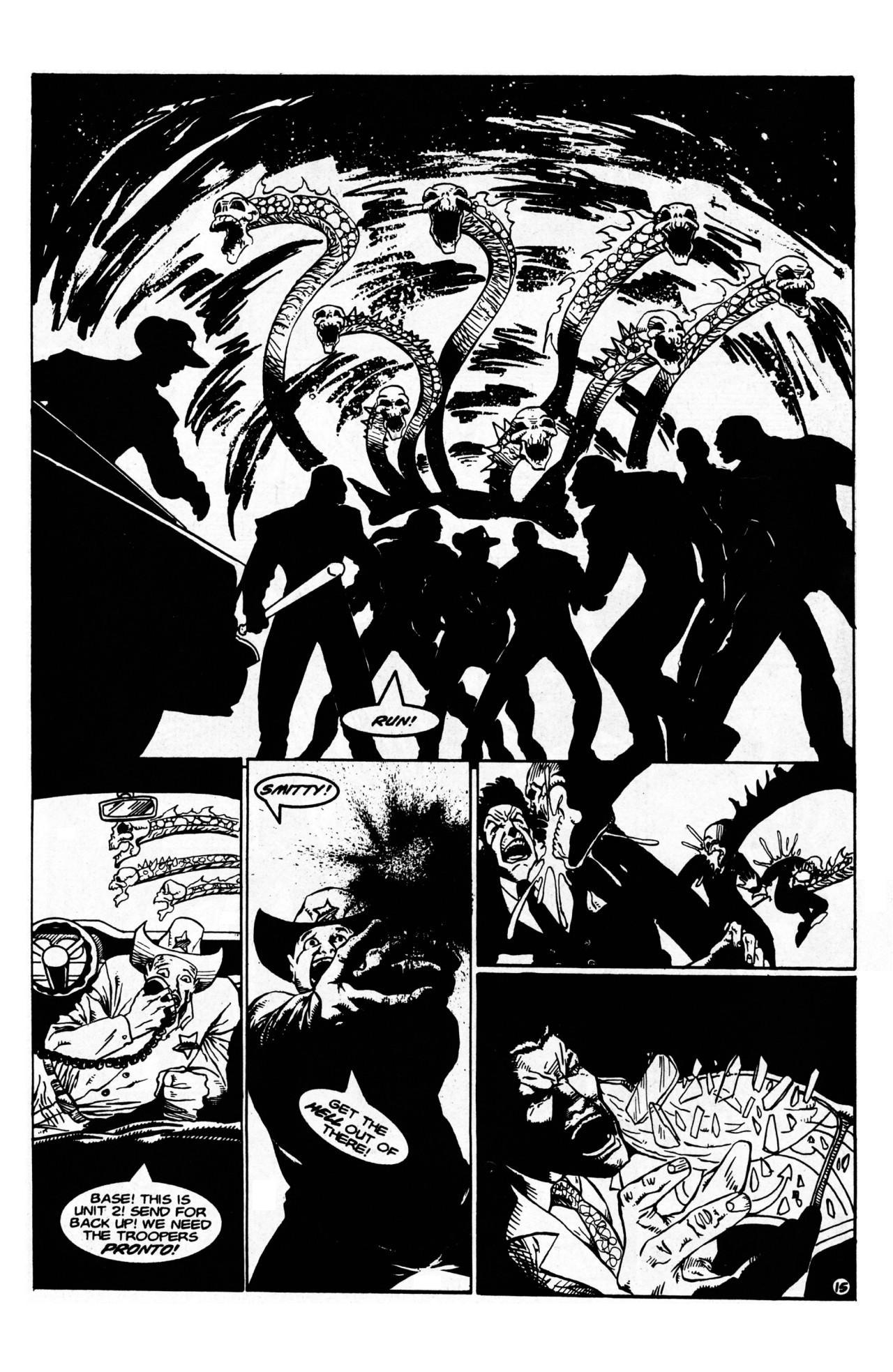 Read online Dr. Weird (1997) comic -  Issue #1 - 17