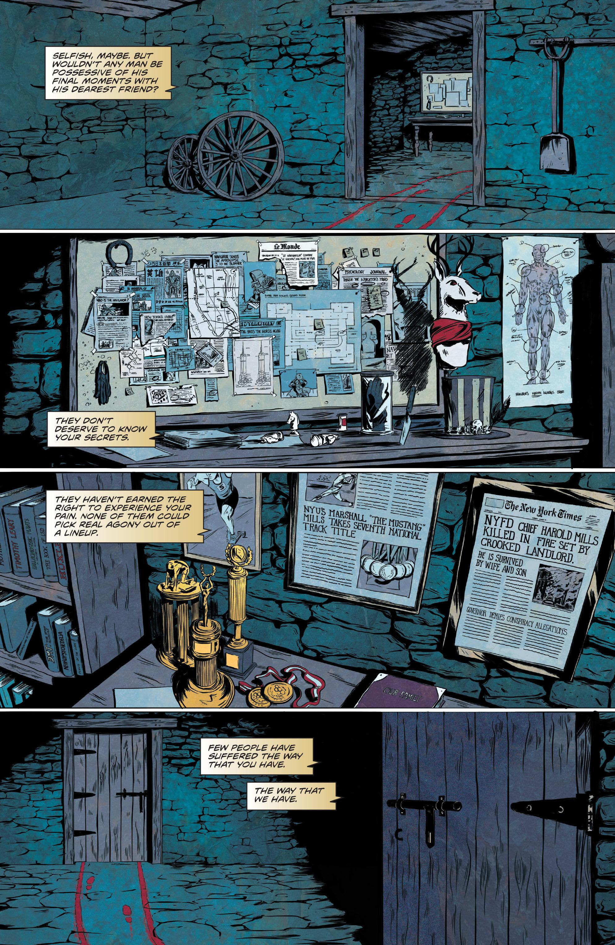 Read online Translucid comic -  Issue #6 - 5