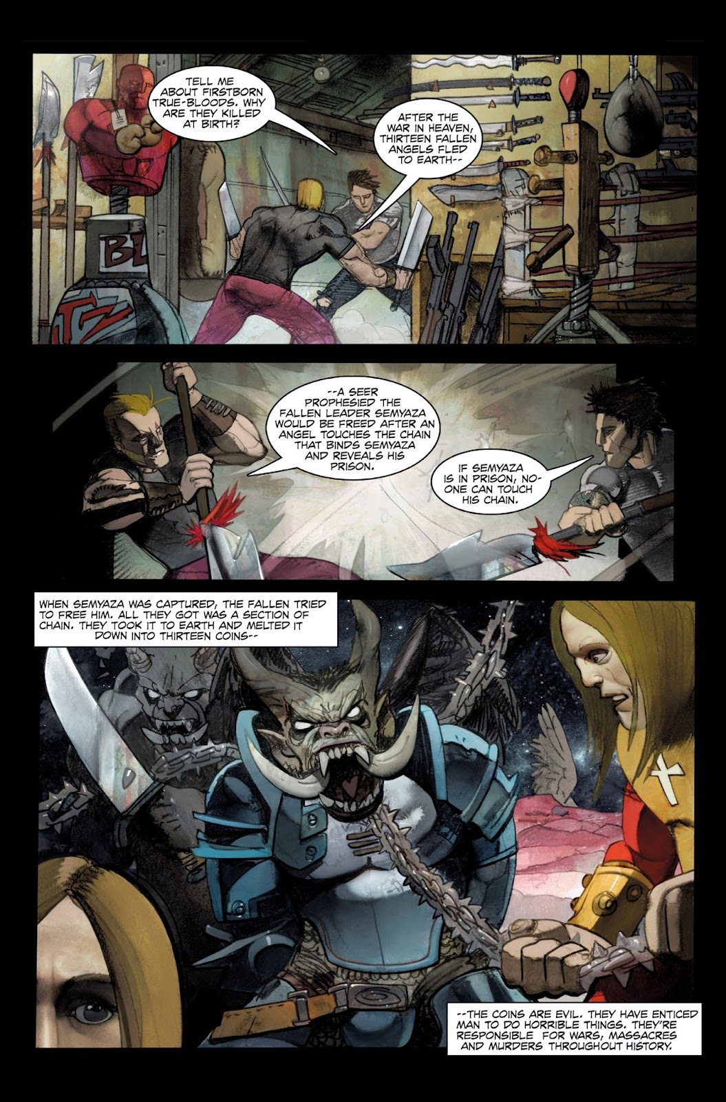 13 Coins issue TPB - Page 64