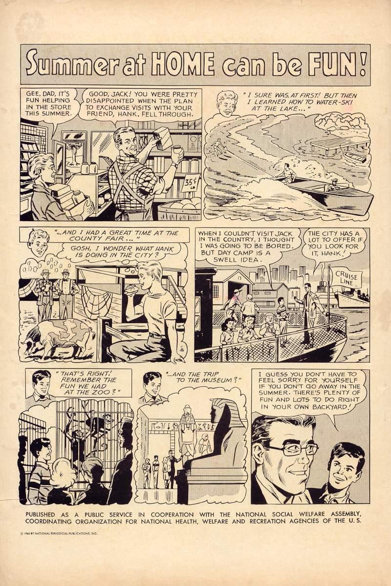 Read online Adventure Comics (1938) comic -  Issue #335 - 2