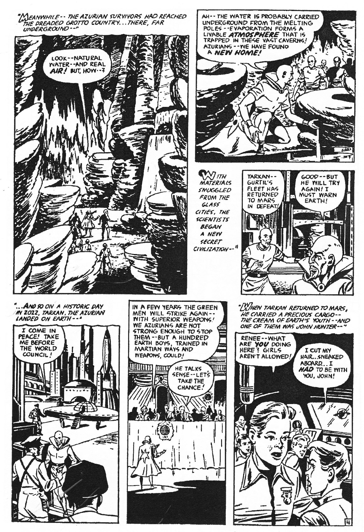 Read online Men of Mystery Comics comic -  Issue #83 - 140