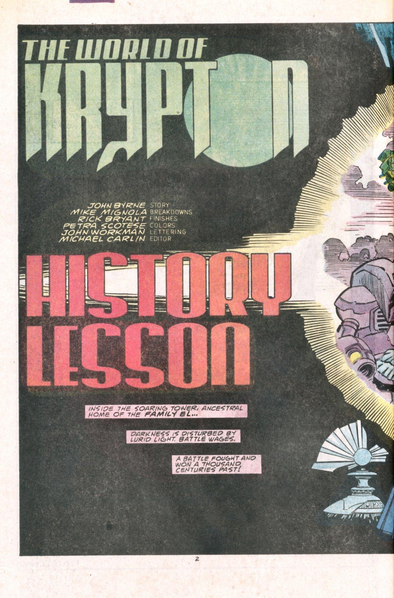 Read online World of Krypton comic -  Issue #3 - 5