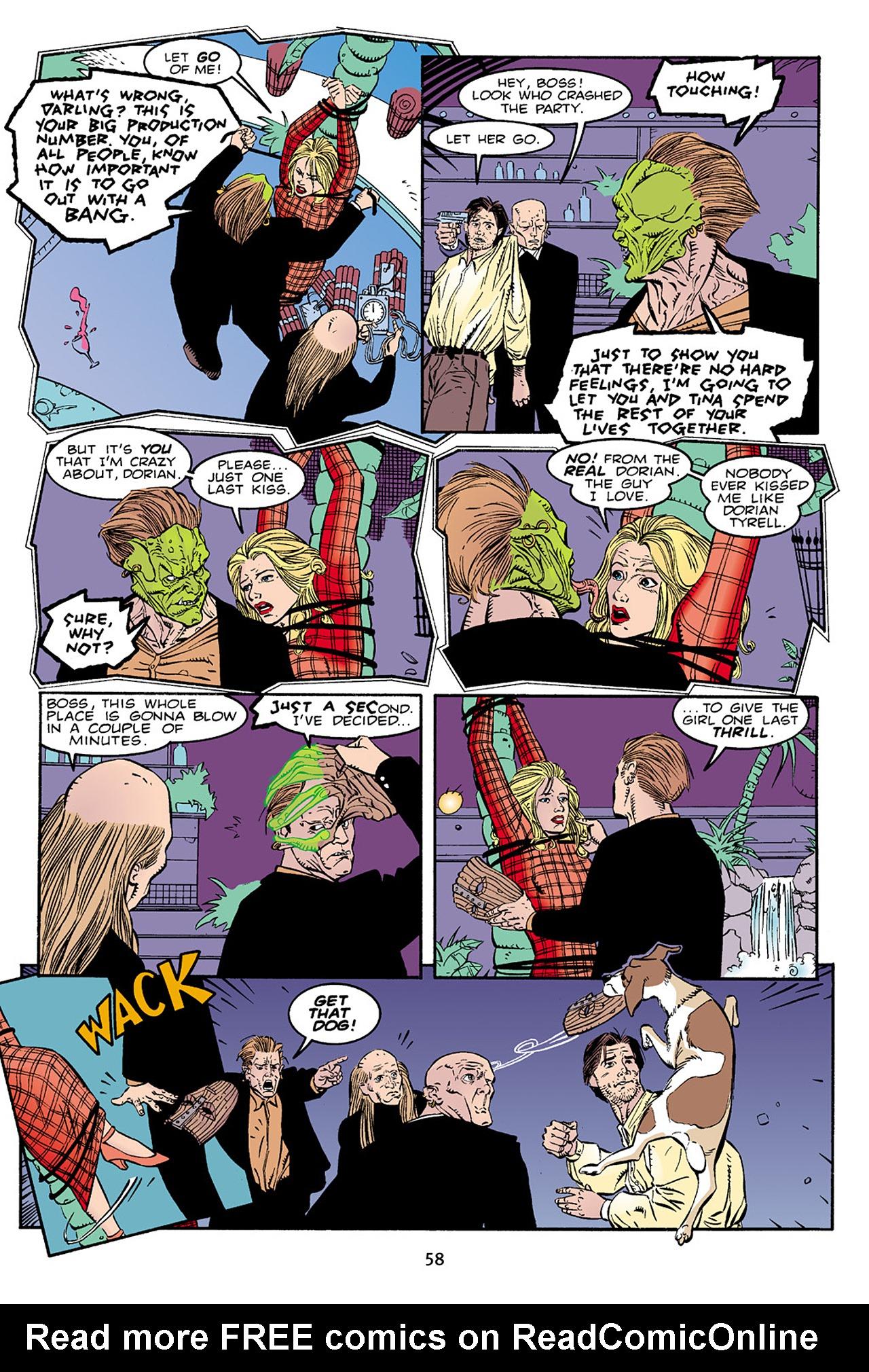 Read online Adventures Of The Mask Omnibus comic -  Issue #Adventures Of The Mask Omnibus Full - 58