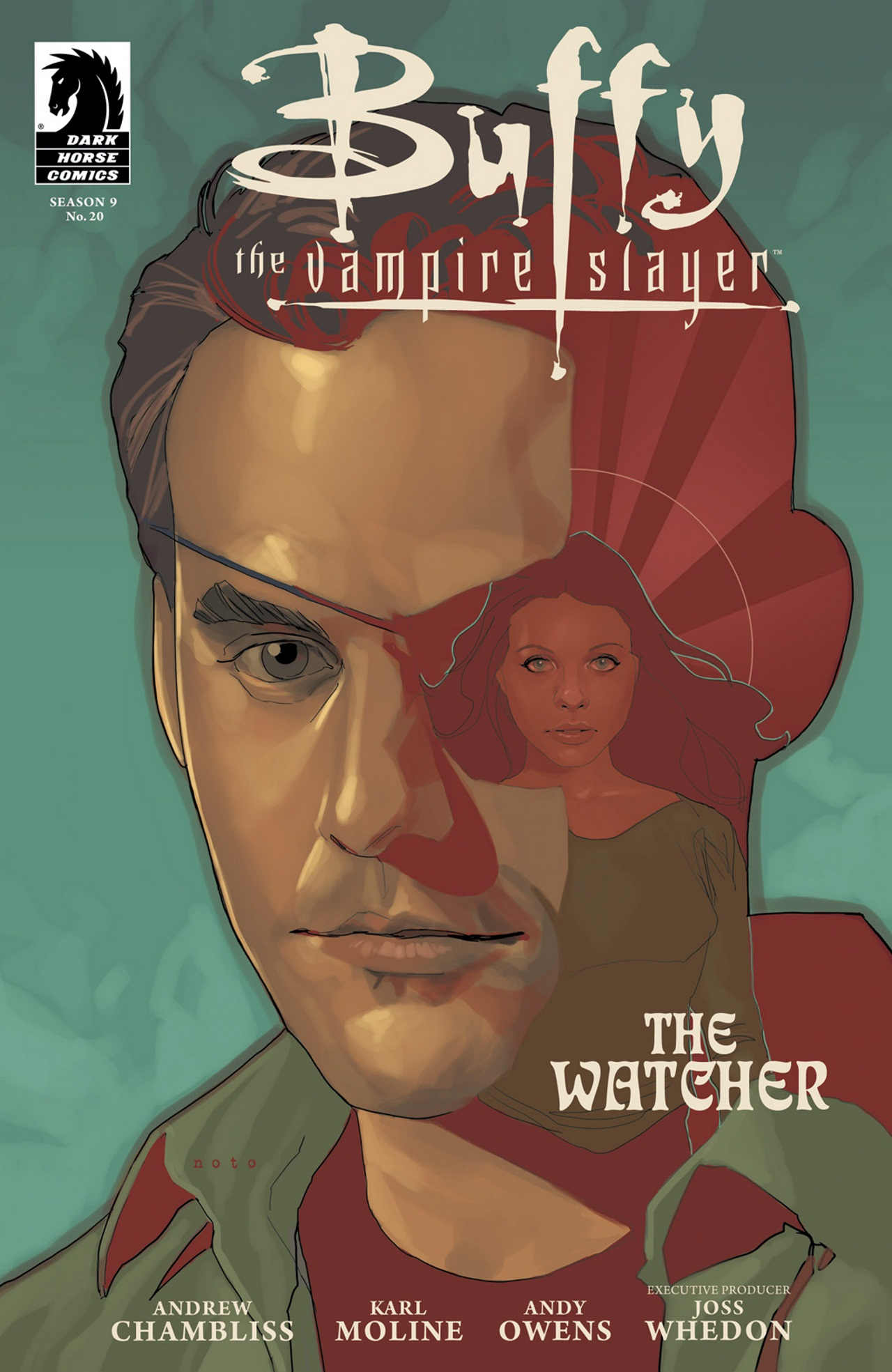 Buffy the Vampire Slayer Season Nine 20 Page 1