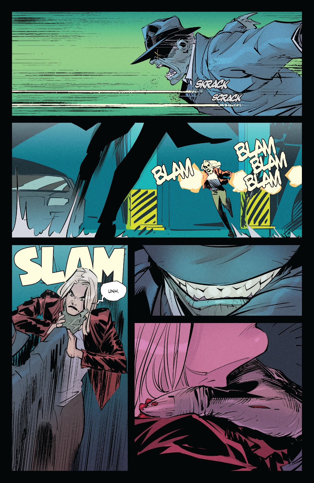 Read online Angel   Spike comic -  Issue #10 - 7