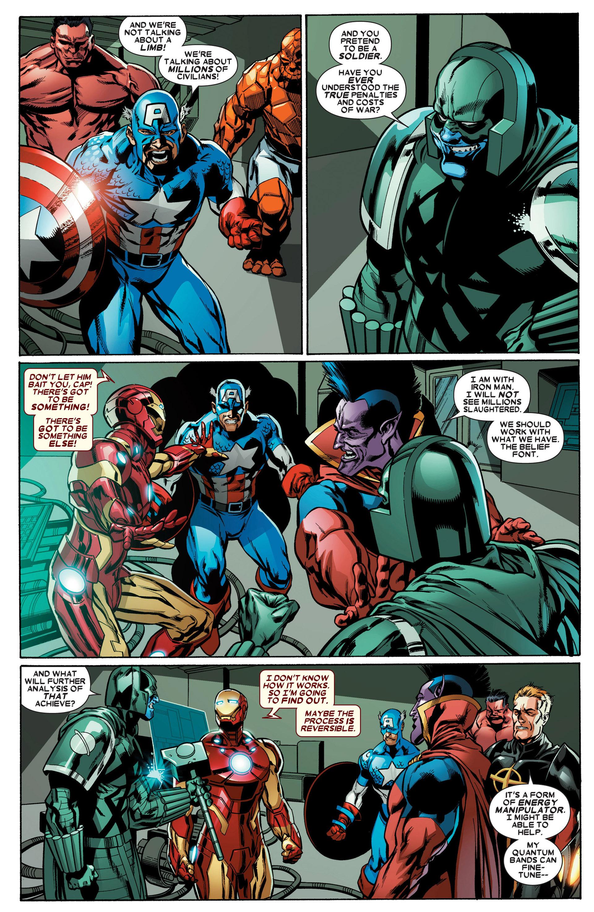 Read online Annihilators: Earthfall comic -  Issue #3 - 13