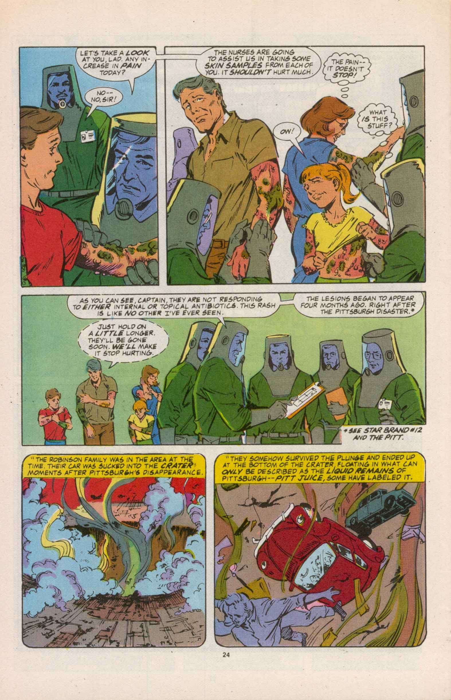 Read online Star Brand comic -  Issue #14 - 25