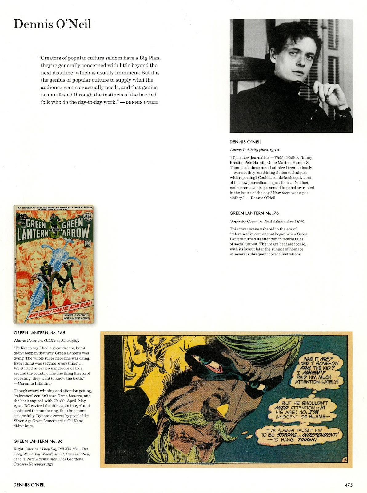 Read online 75 Years Of DC Comics comic -  Issue # TPB (Part 5) - 92