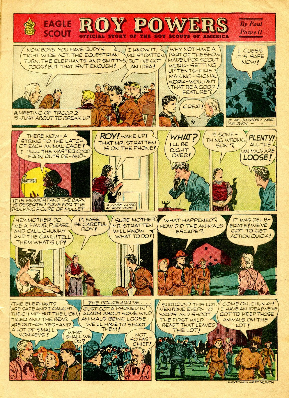 Read online Famous Funnies comic -  Issue #62 - 10