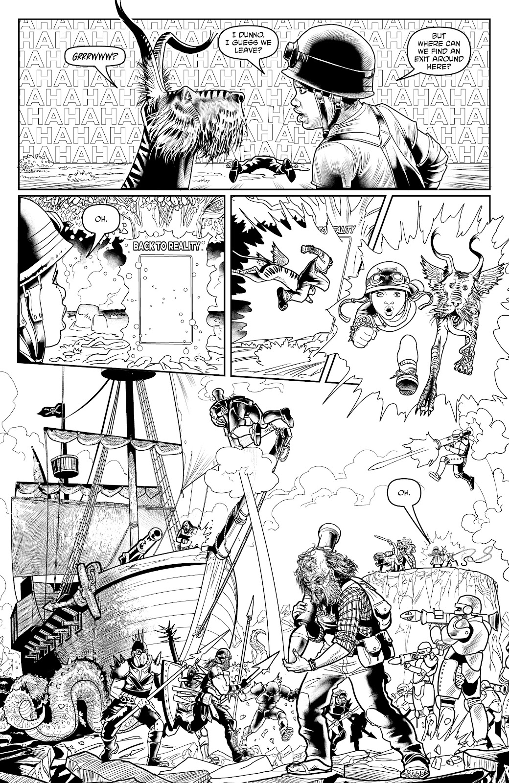 Read online Alan Moore's Cinema Purgatorio comic -  Issue #18 - 30