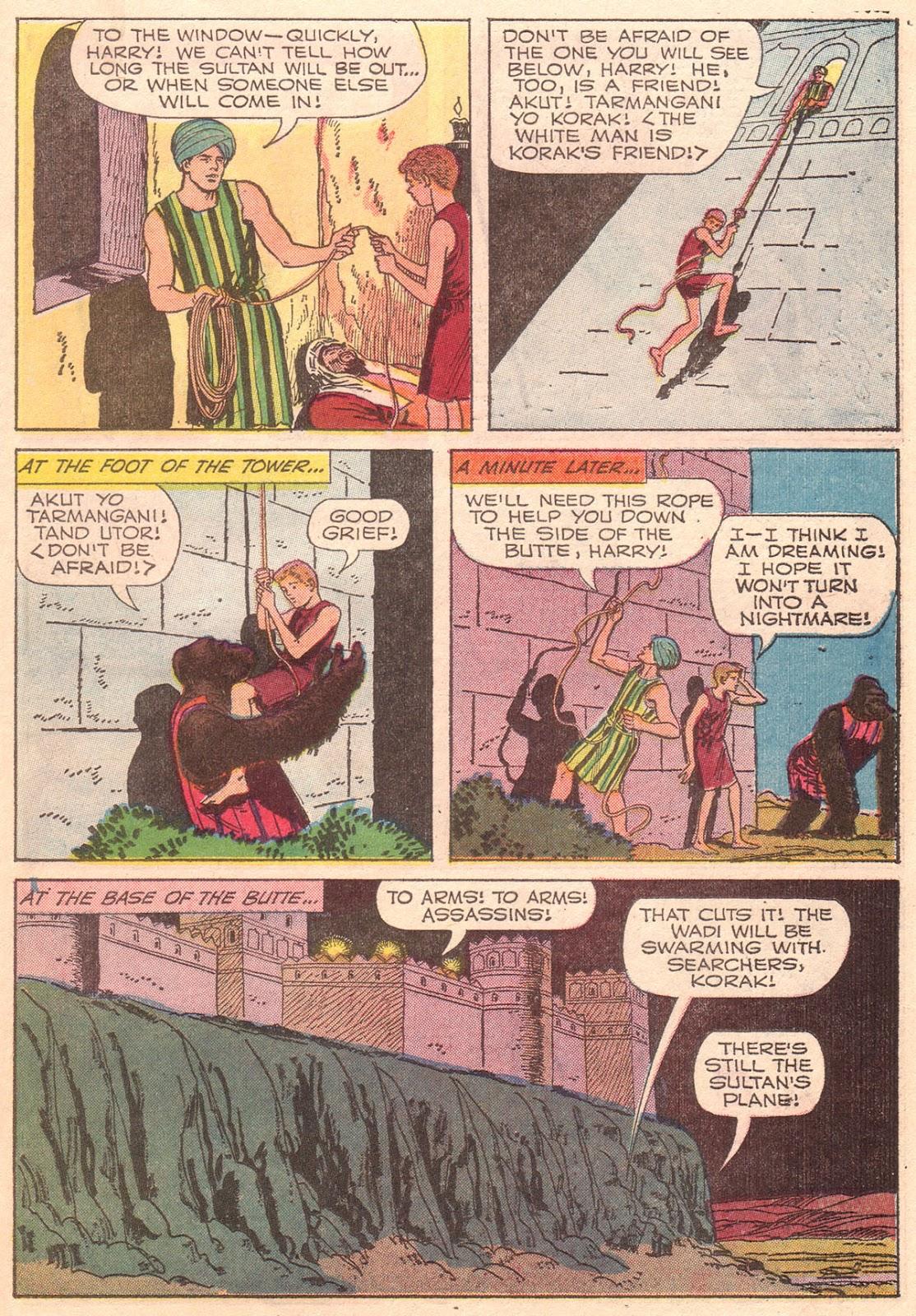 Korak, Son of Tarzan (1964) issue 35 - Page 23