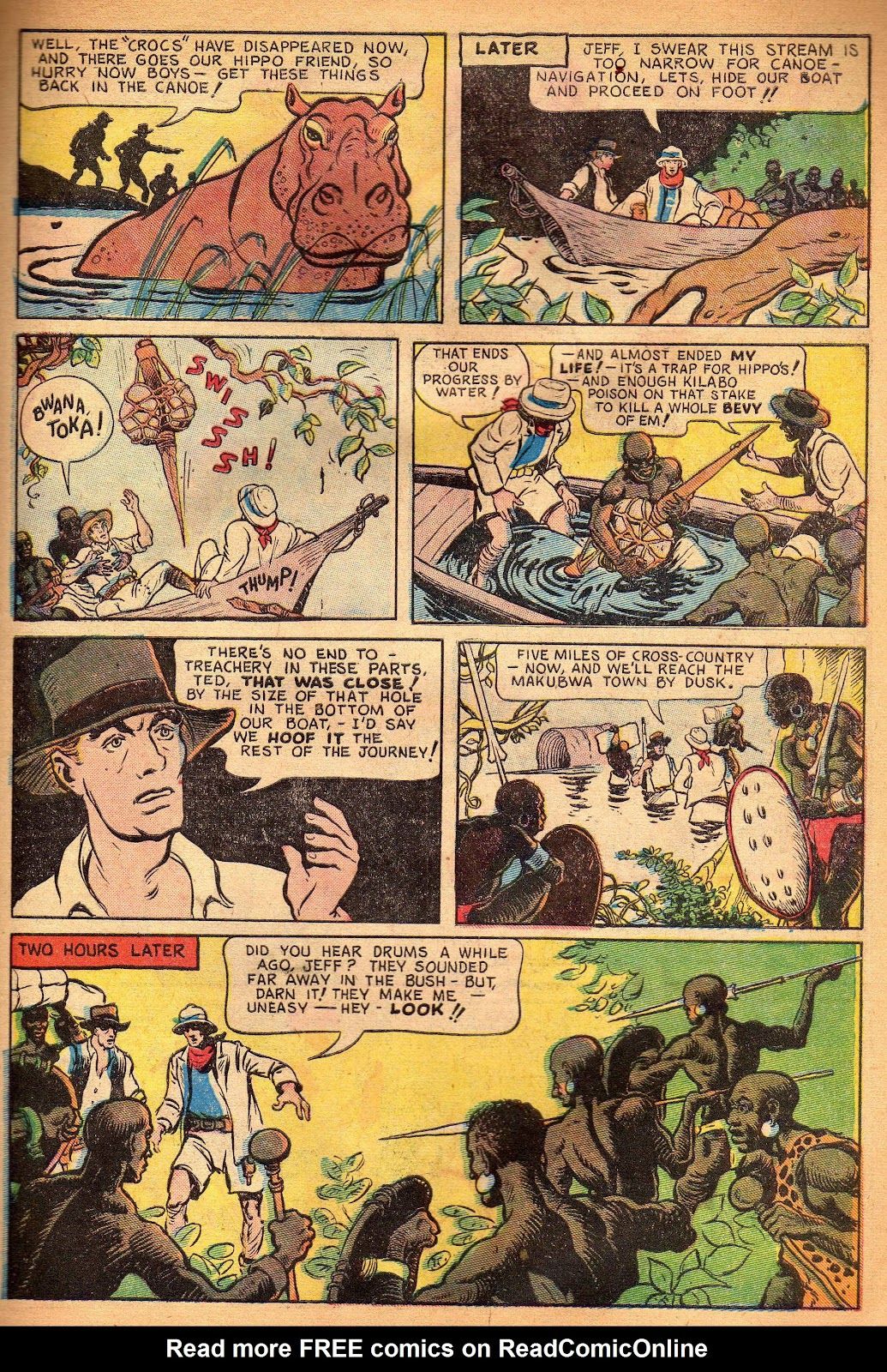 Bang-Up Comics issue 1 - Page 22