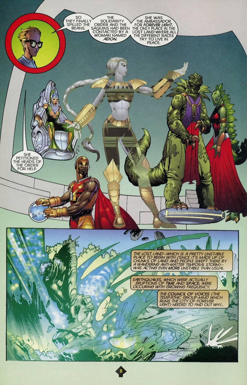Read online Turok comic -  Issue #4 - 6