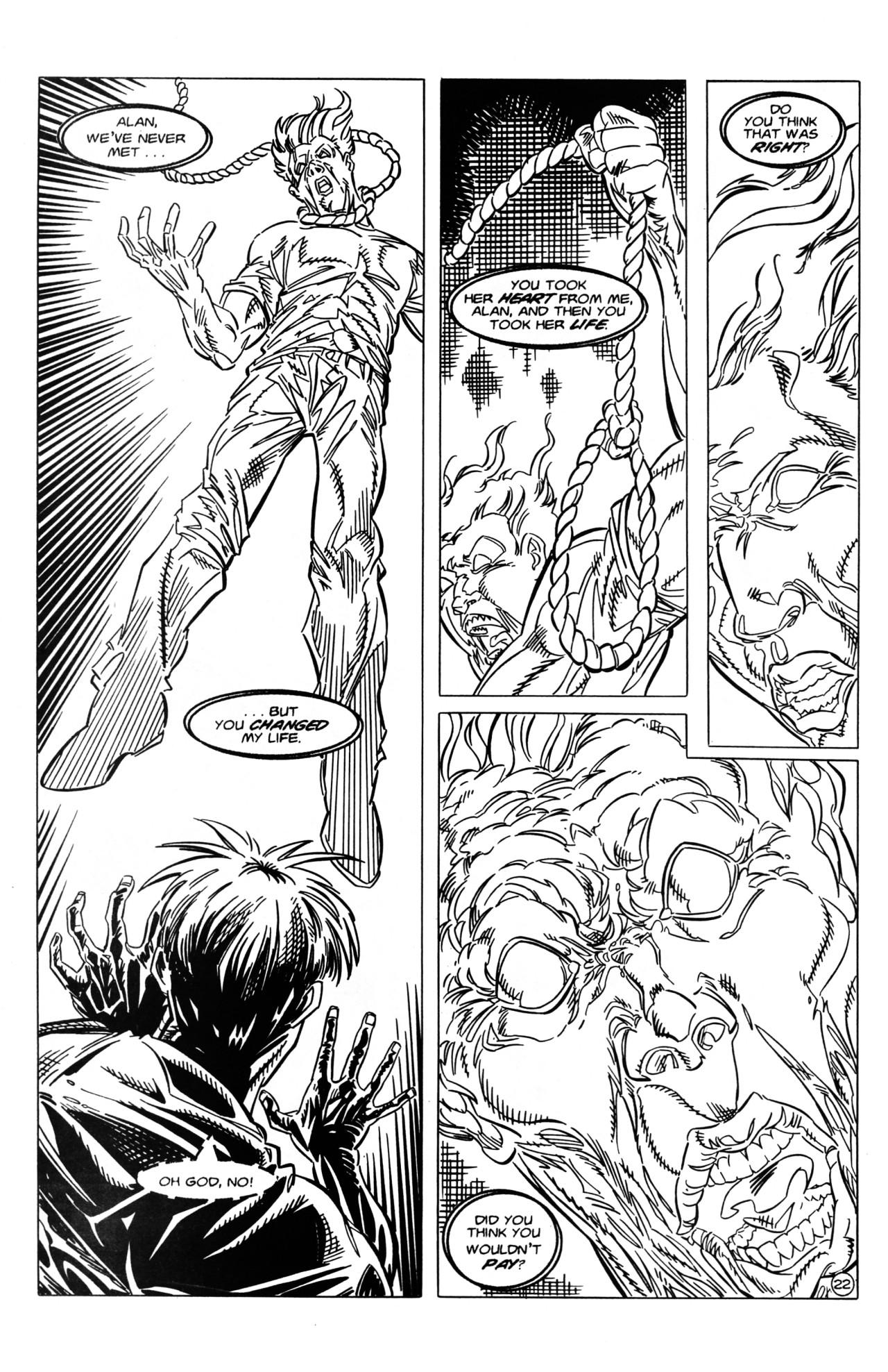 Read online Dr. Weird (1997) comic -  Issue #2 - 24