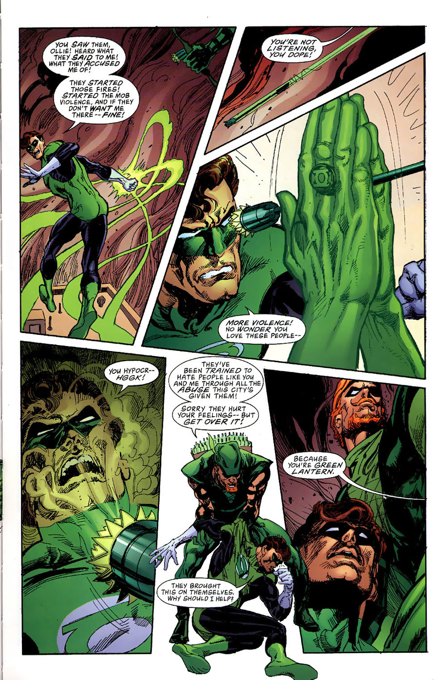 Read online Green Lantern: Legacy: The Last Will and Testament of Hal Jordan comic -  Issue # TPB - 69