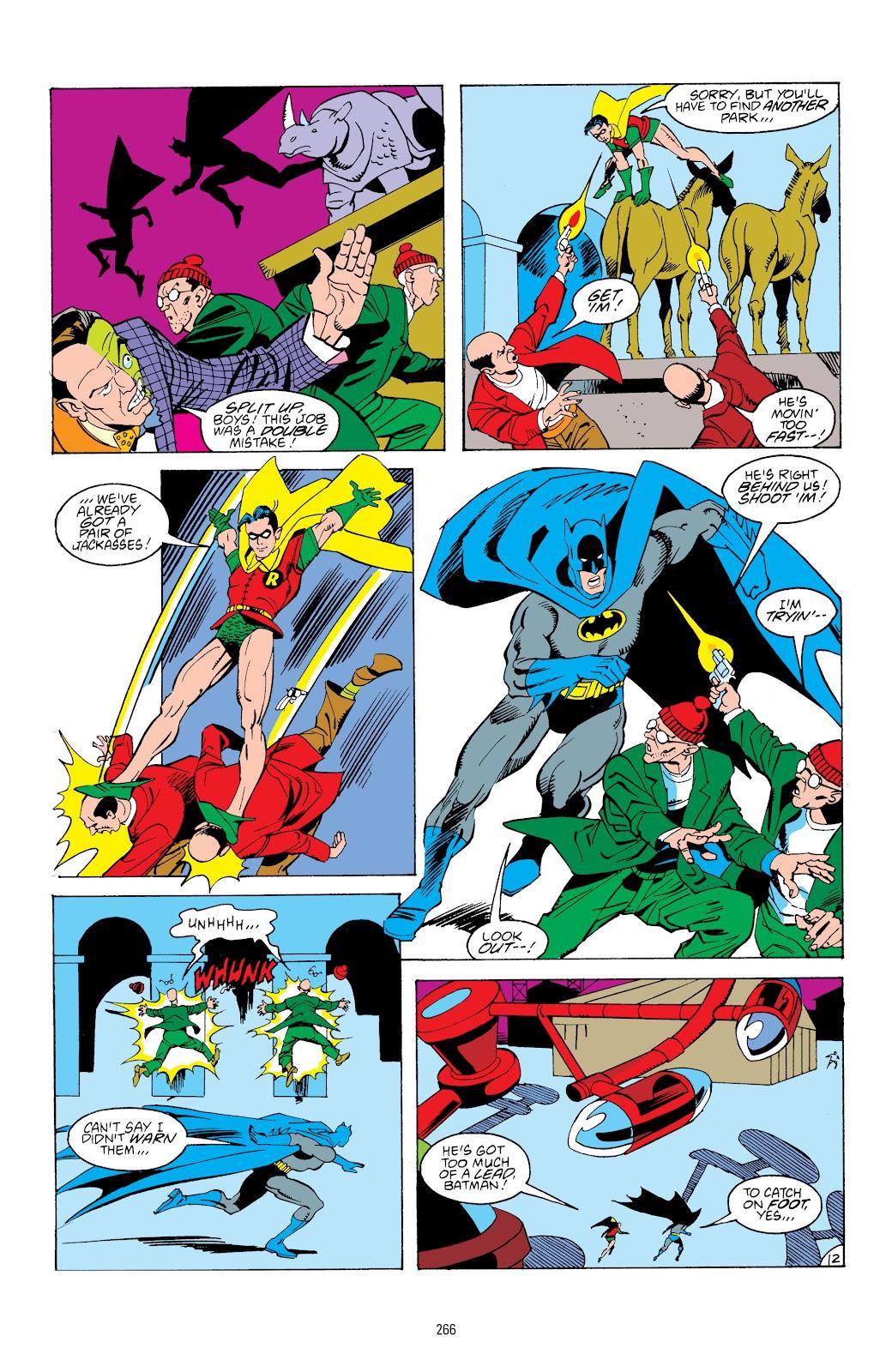 Read online Detective Comics (1937) comic -  Issue # _TPB Batman - The Dark Knight Detective 1 (Part 3) - 66