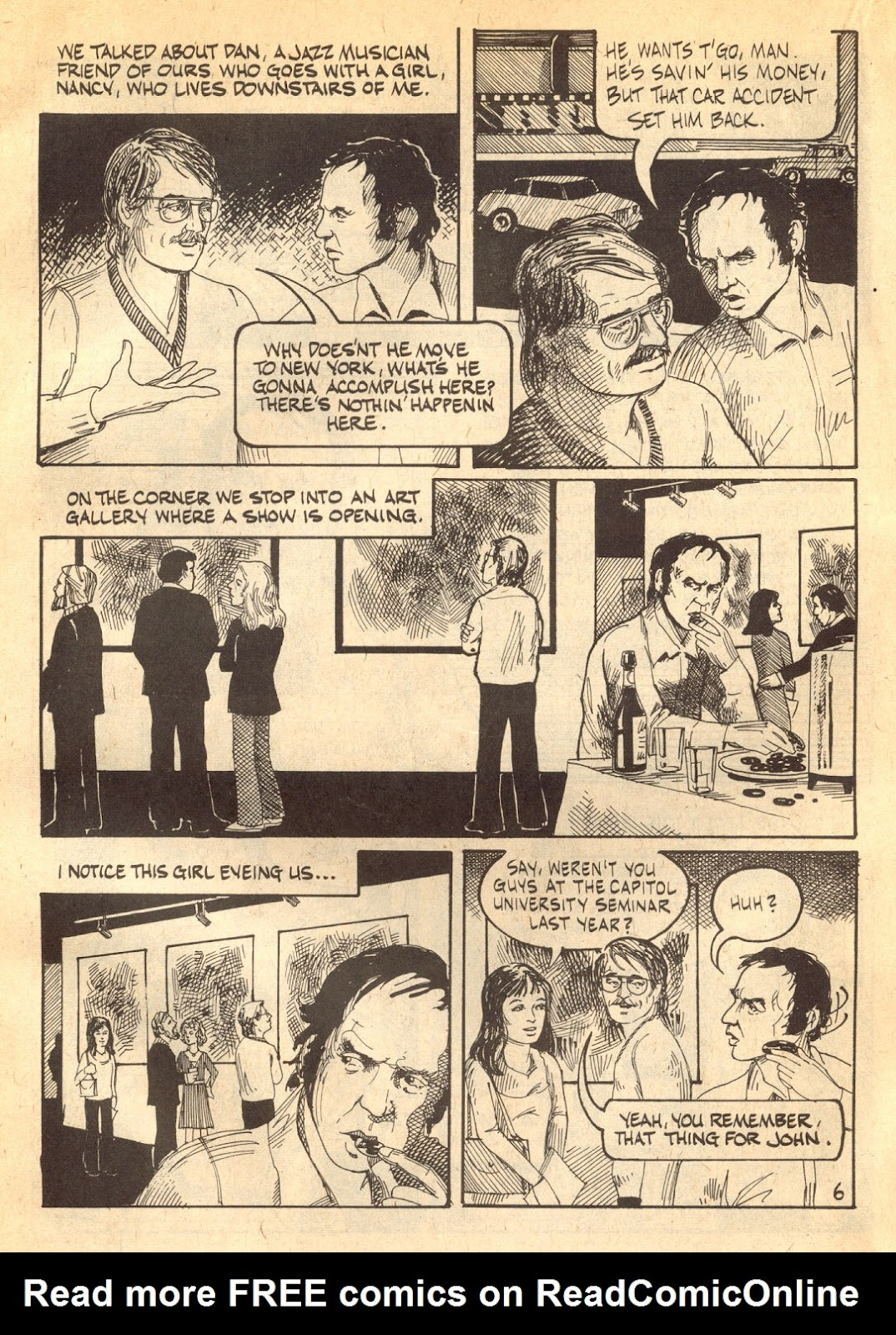 American Splendor (1976) issue 7 - Page 37