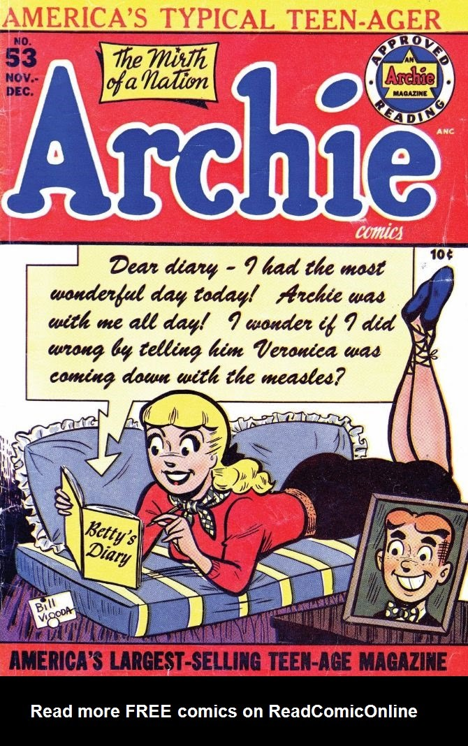 Archie Comics issue 053 - Page 1