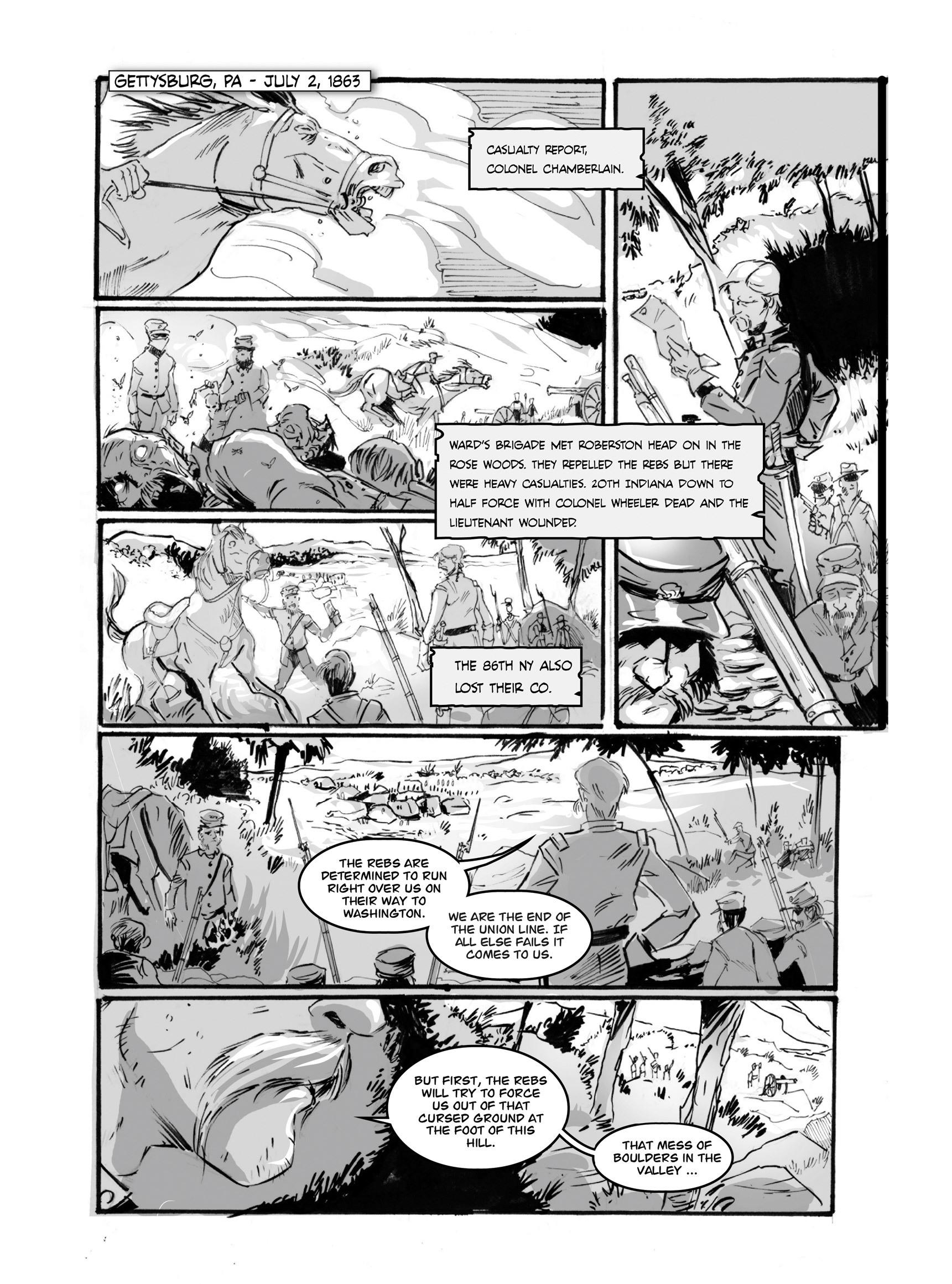 Read online FUBAR comic -  Issue #3 - 128