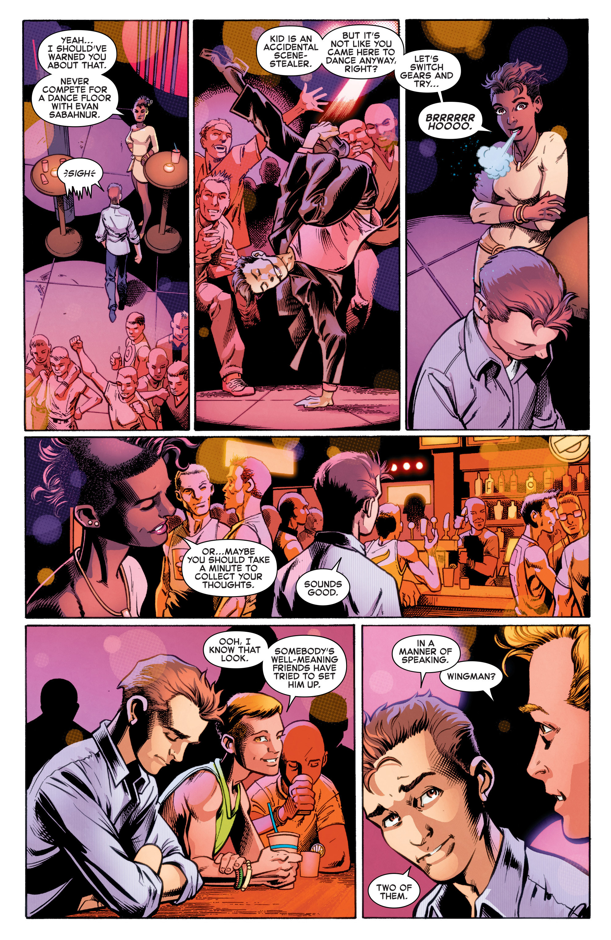 Read online All-New X-Men (2016) comic -  Issue #13 - 8