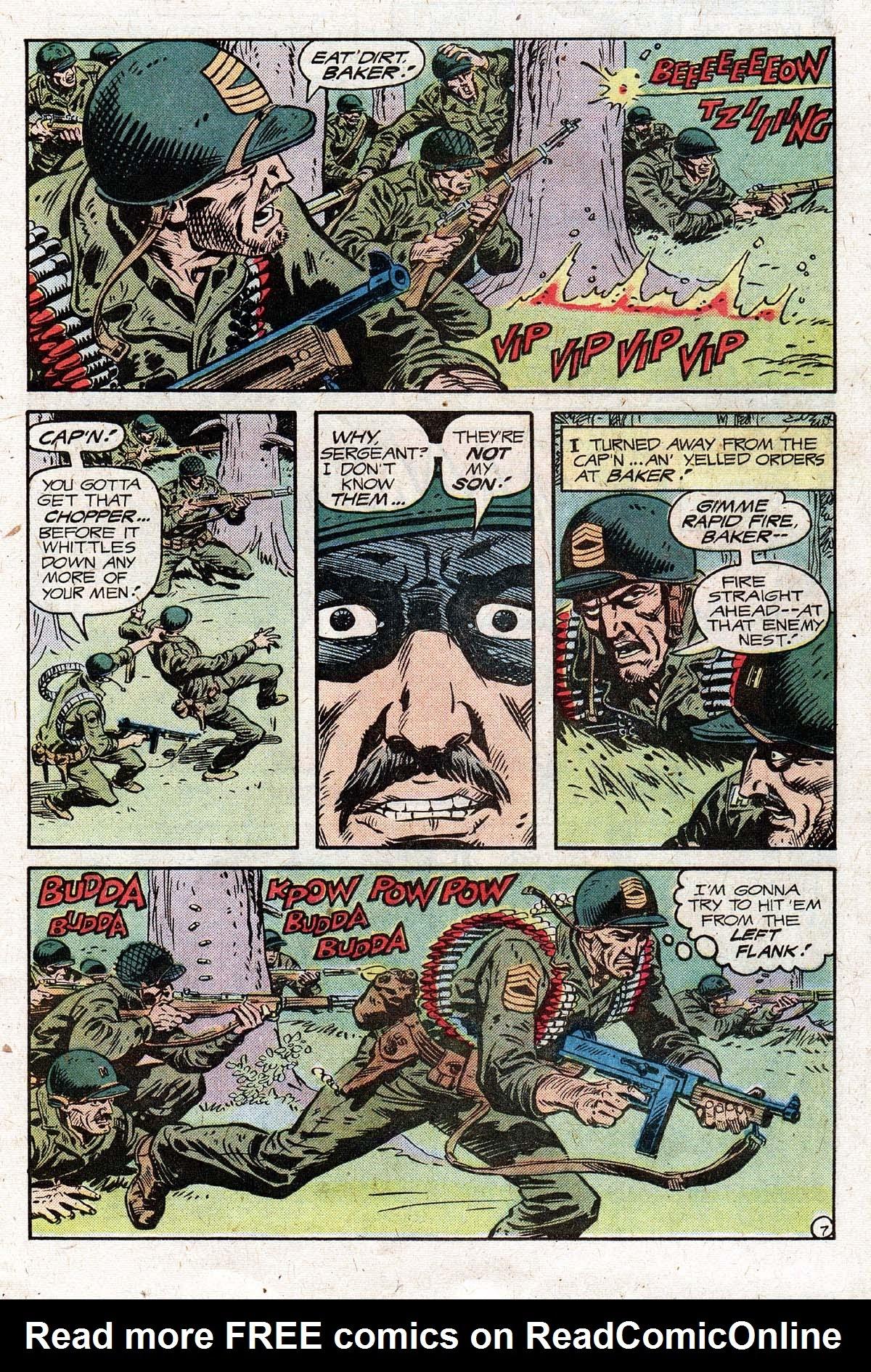 Read online Sgt. Rock comic -  Issue #331 - 11