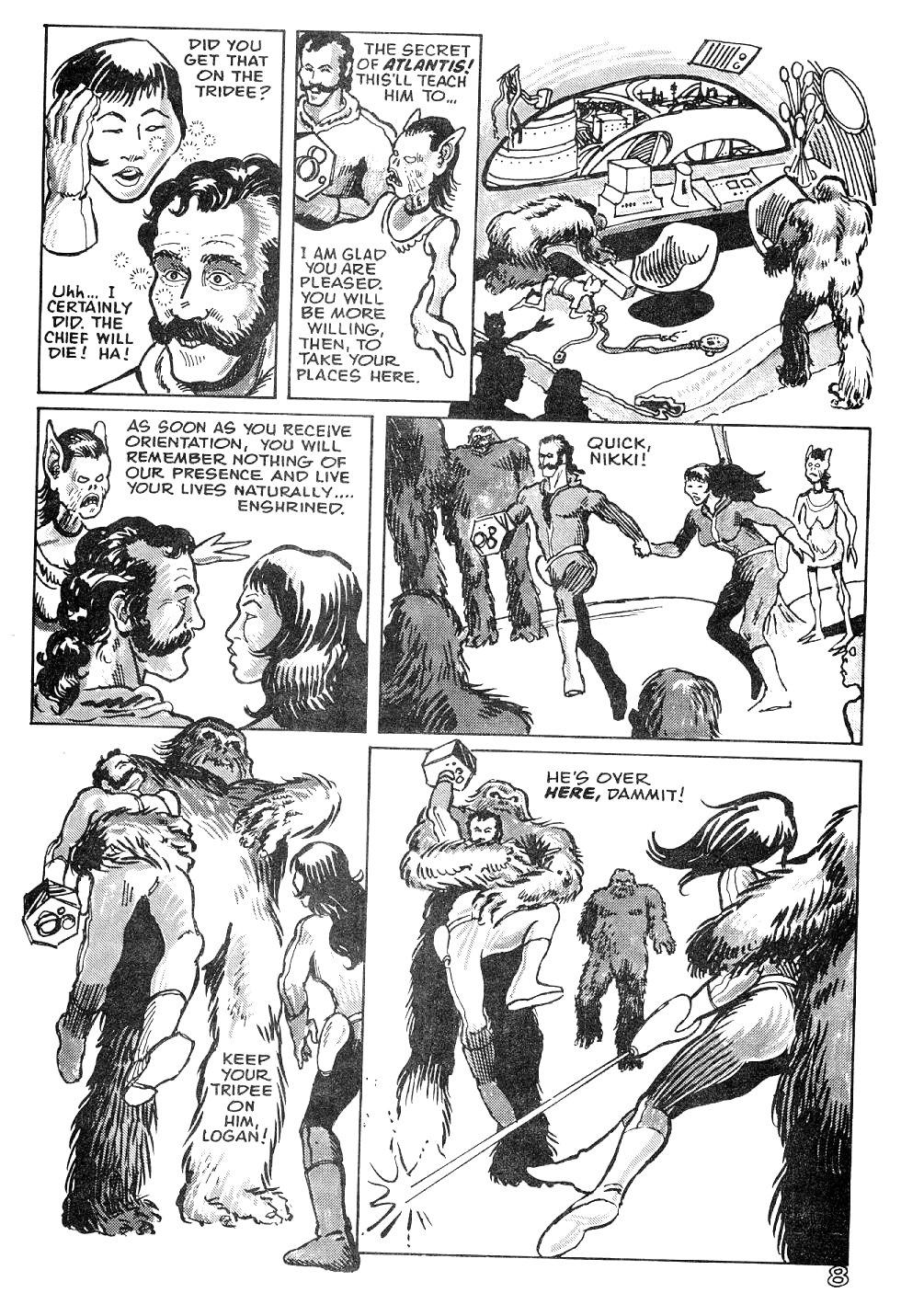 Read online Star*Reach comic -  Issue #4 - 42