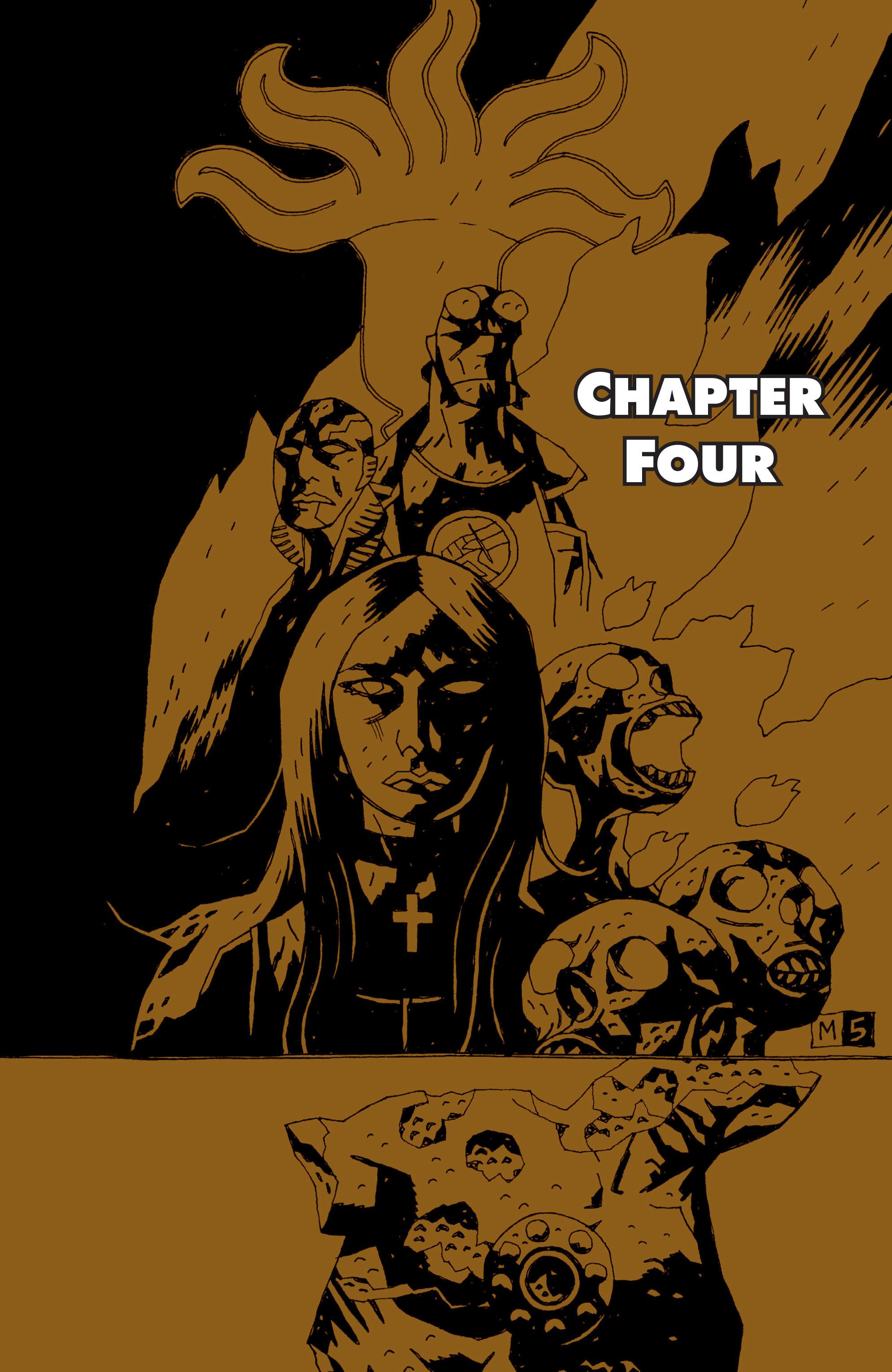 Read online B.P.R.D. (2003) comic -  Issue # TPB 6 - 85
