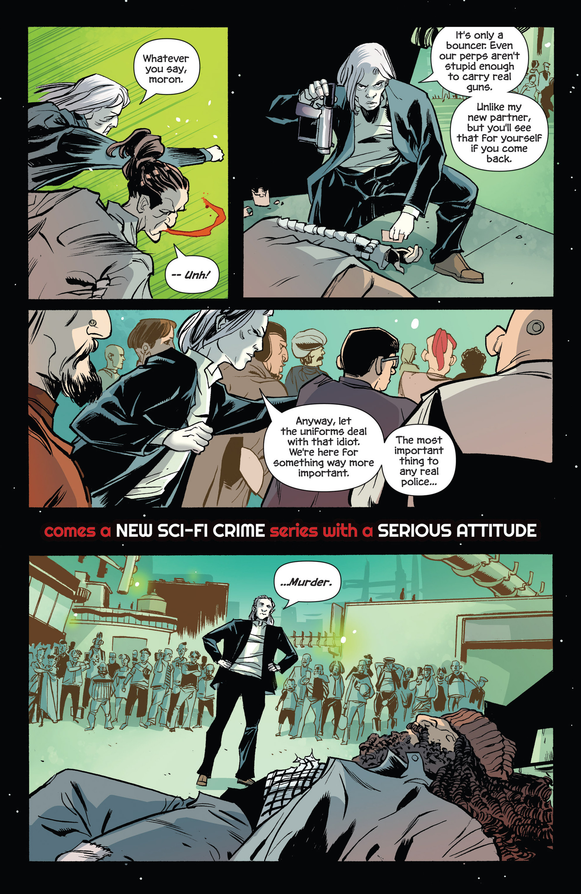 Read online Umbral comic -  Issue #2 - 29
