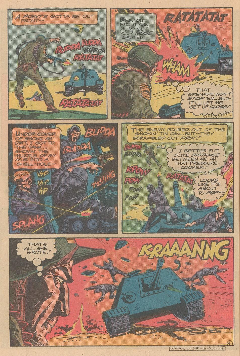 Read online Sgt. Rock comic -  Issue #356 - 5