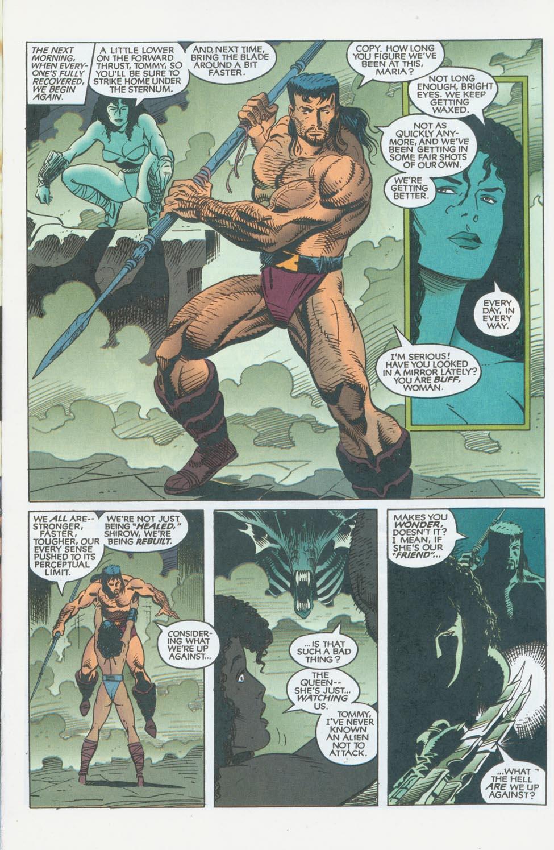 Read online Aliens/Predator: The Deadliest of the Species comic -  Issue #10 - 15