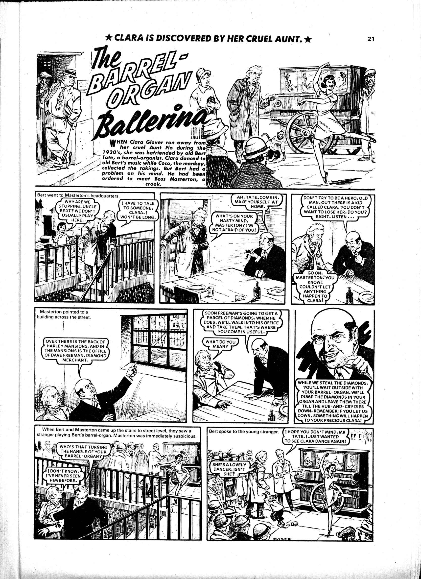 Read online Judy comic -  Issue #1113 - 21