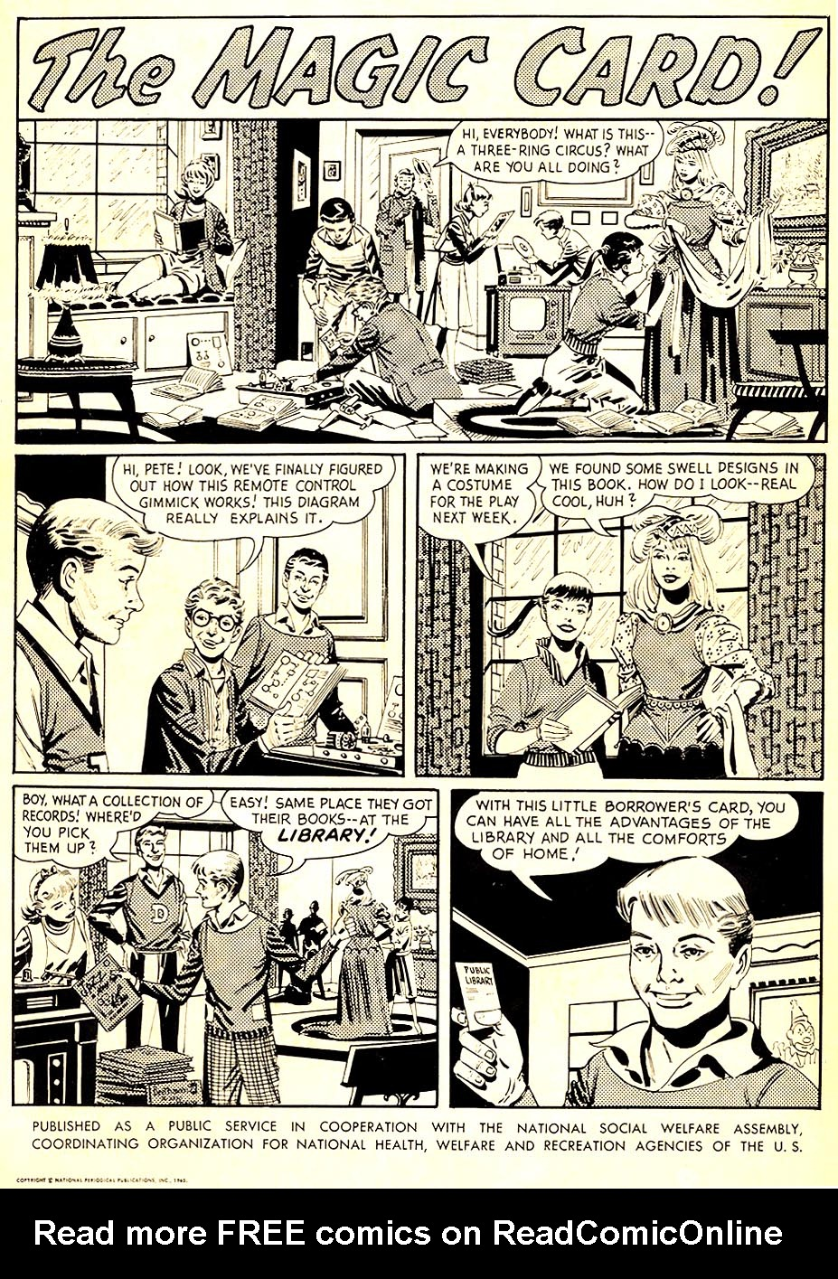 Action Comics (1938) 332 Page 1