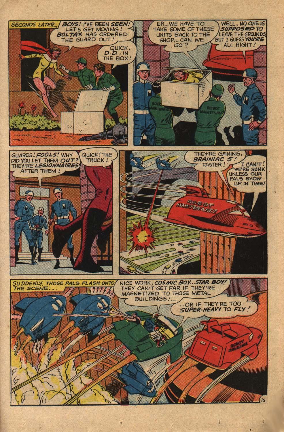 Read online Adventure Comics (1938) comic -  Issue #360 - 23