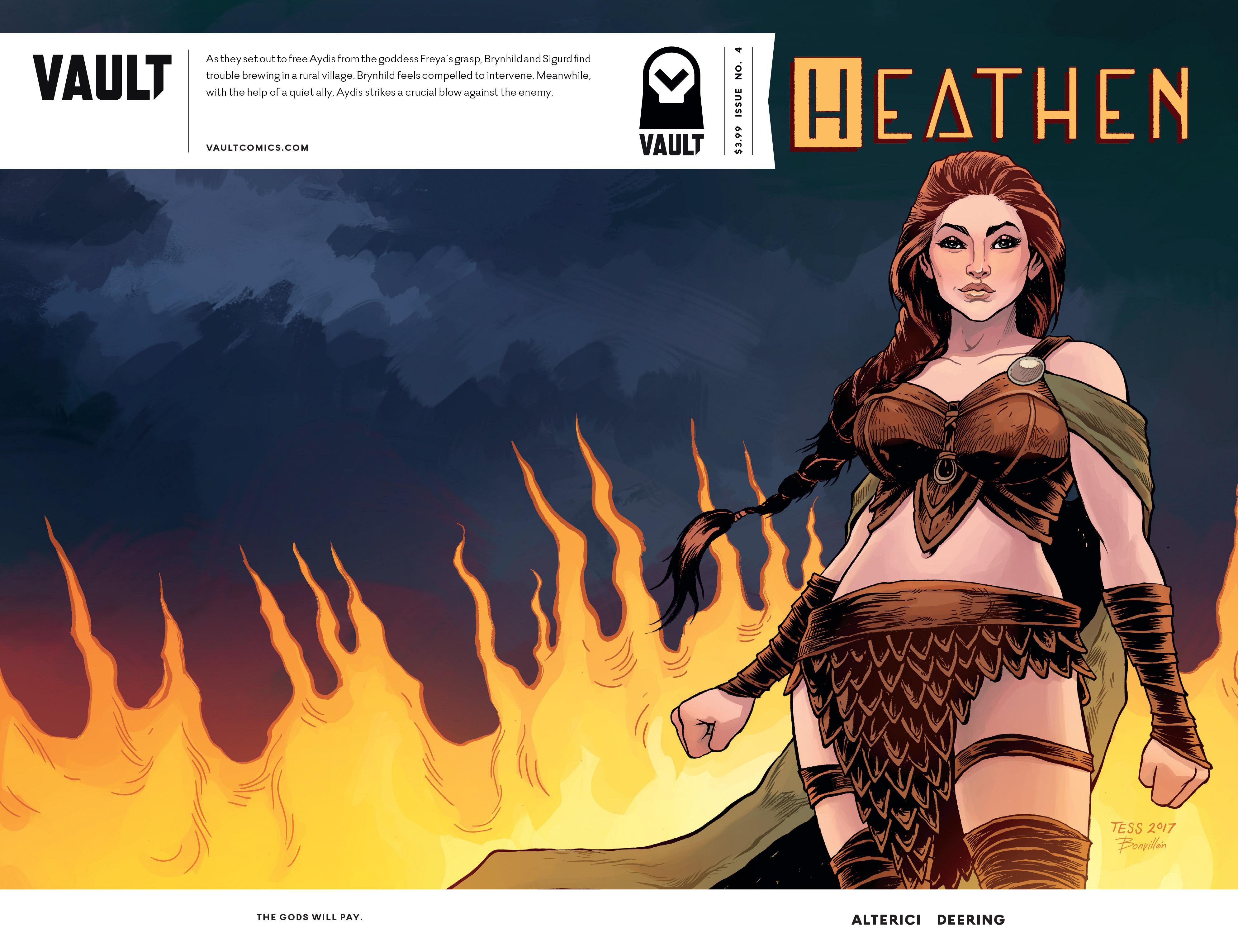 Read online Heathen (2017) comic -  Issue #4 - 1