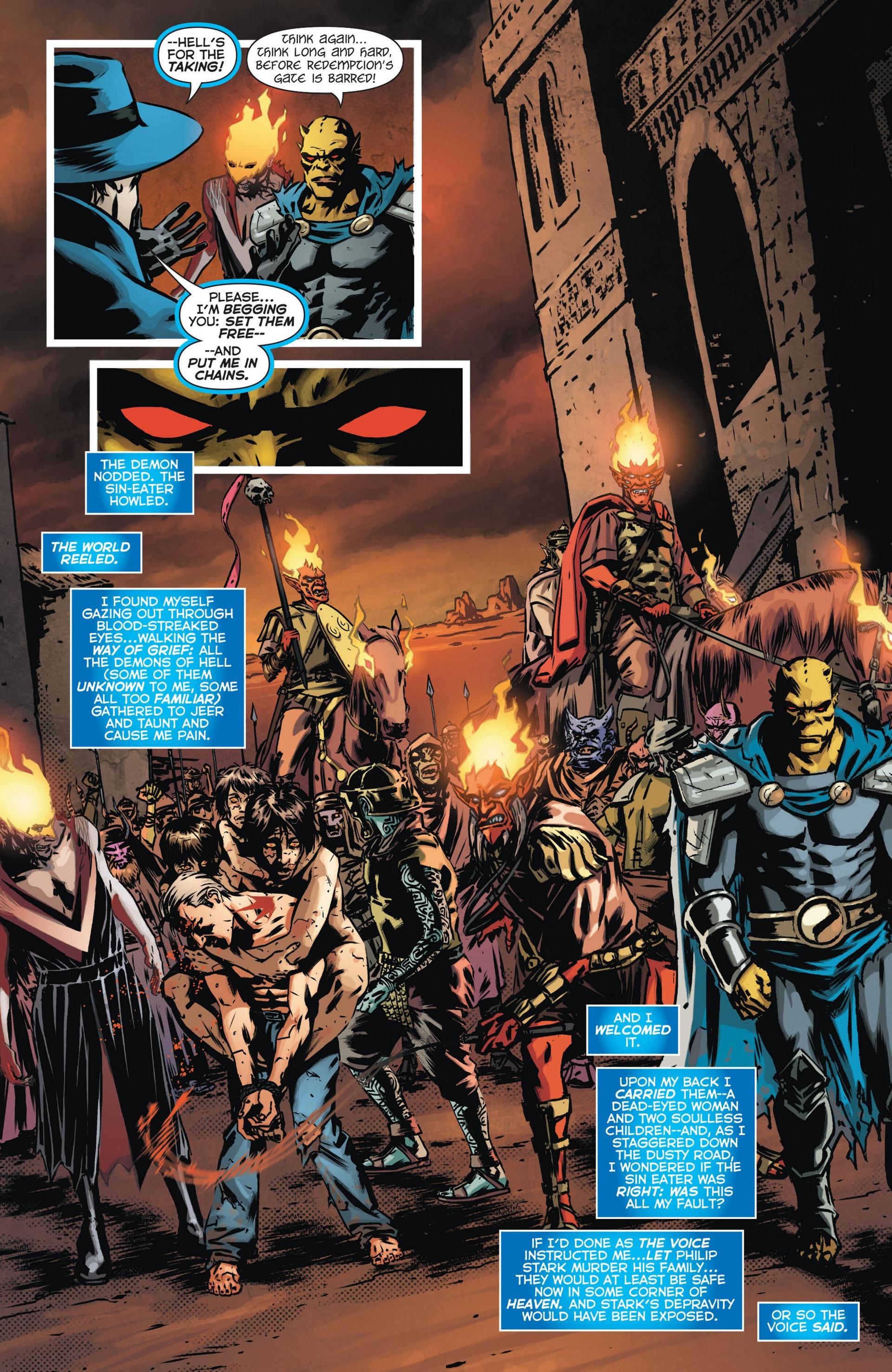 Read online Trinity of Sin: The Phantom Stranger comic -  Issue #9 - 16
