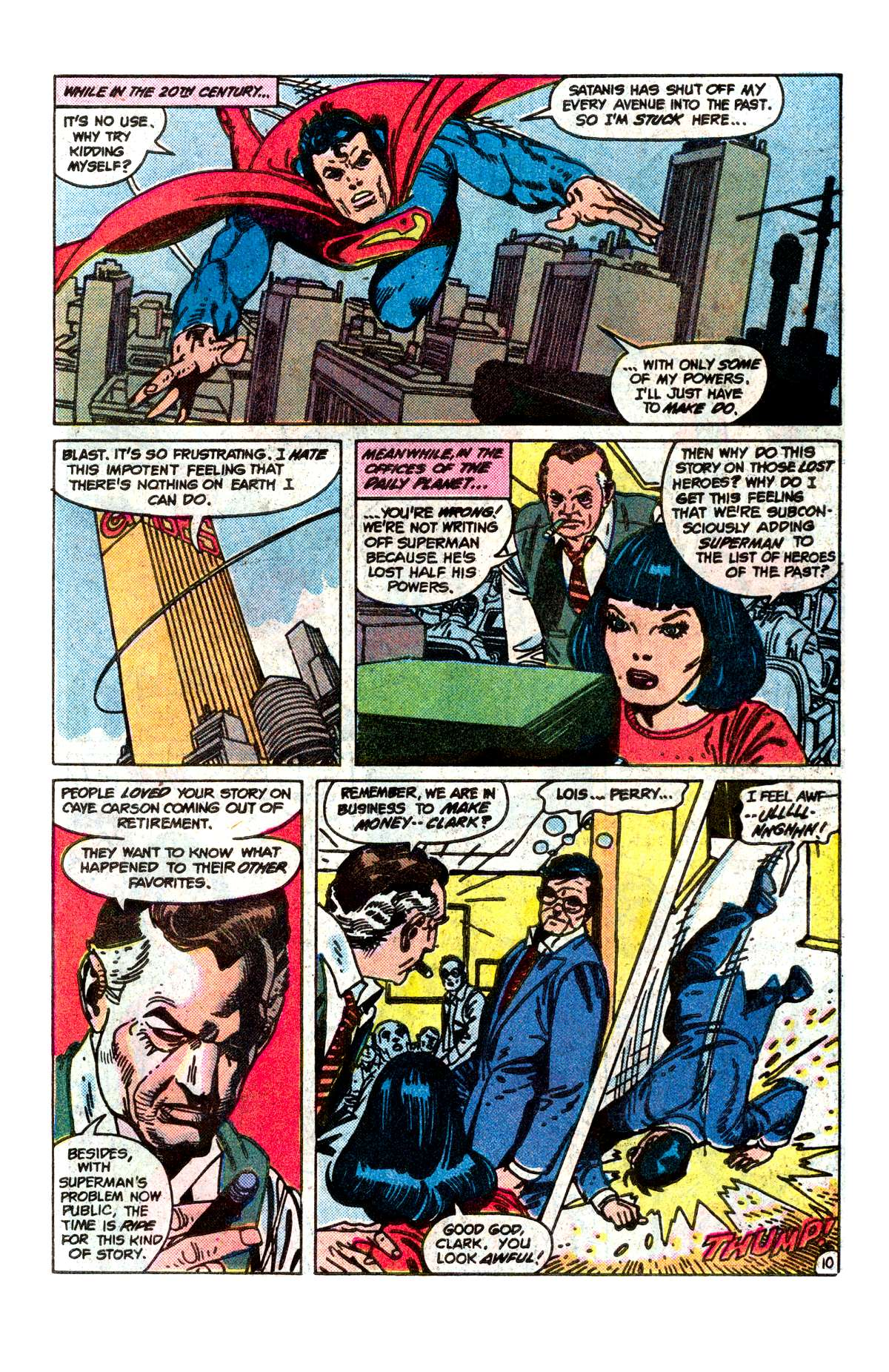 Read online Action Comics (1938) comic -  Issue #539 - 11