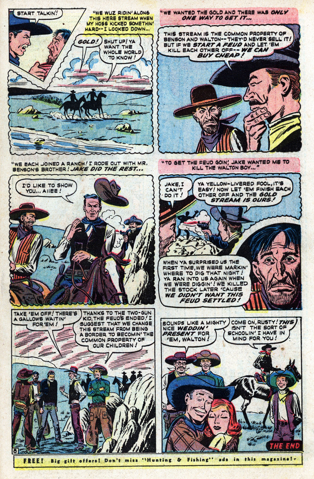 Read online Two-Gun Kid comic -  Issue #10 - 47