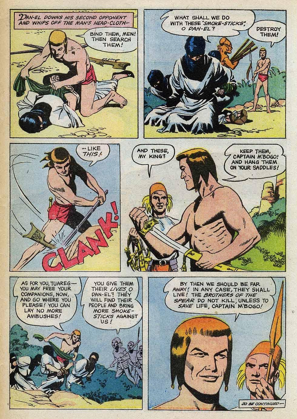 Tarzan (1948) issue 101 - Page 33