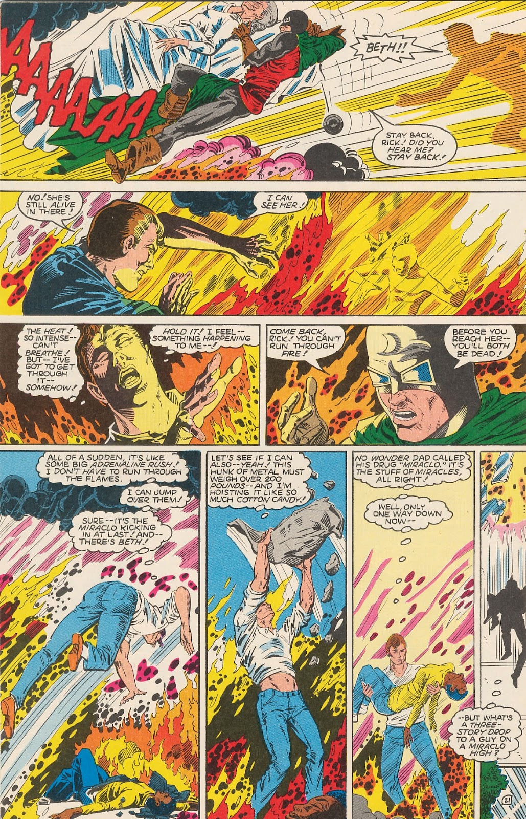Infinity Inc. (1984) issue 20 - Page 28