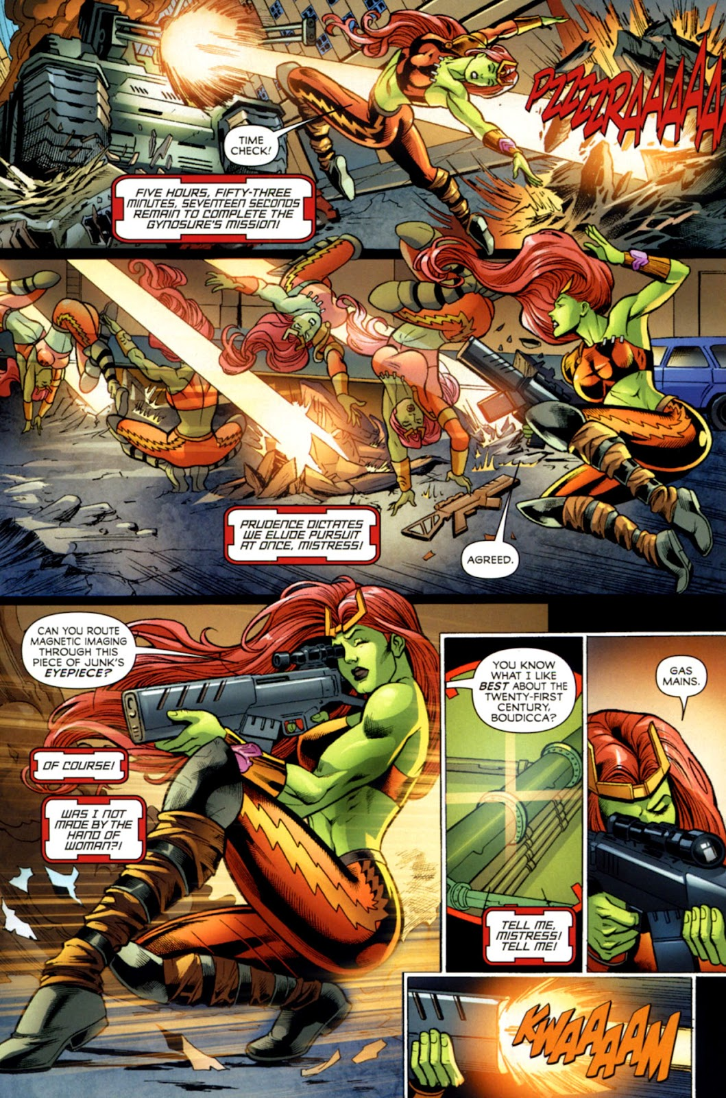 Savage She-Hulk Issue #1 #1 - English 10