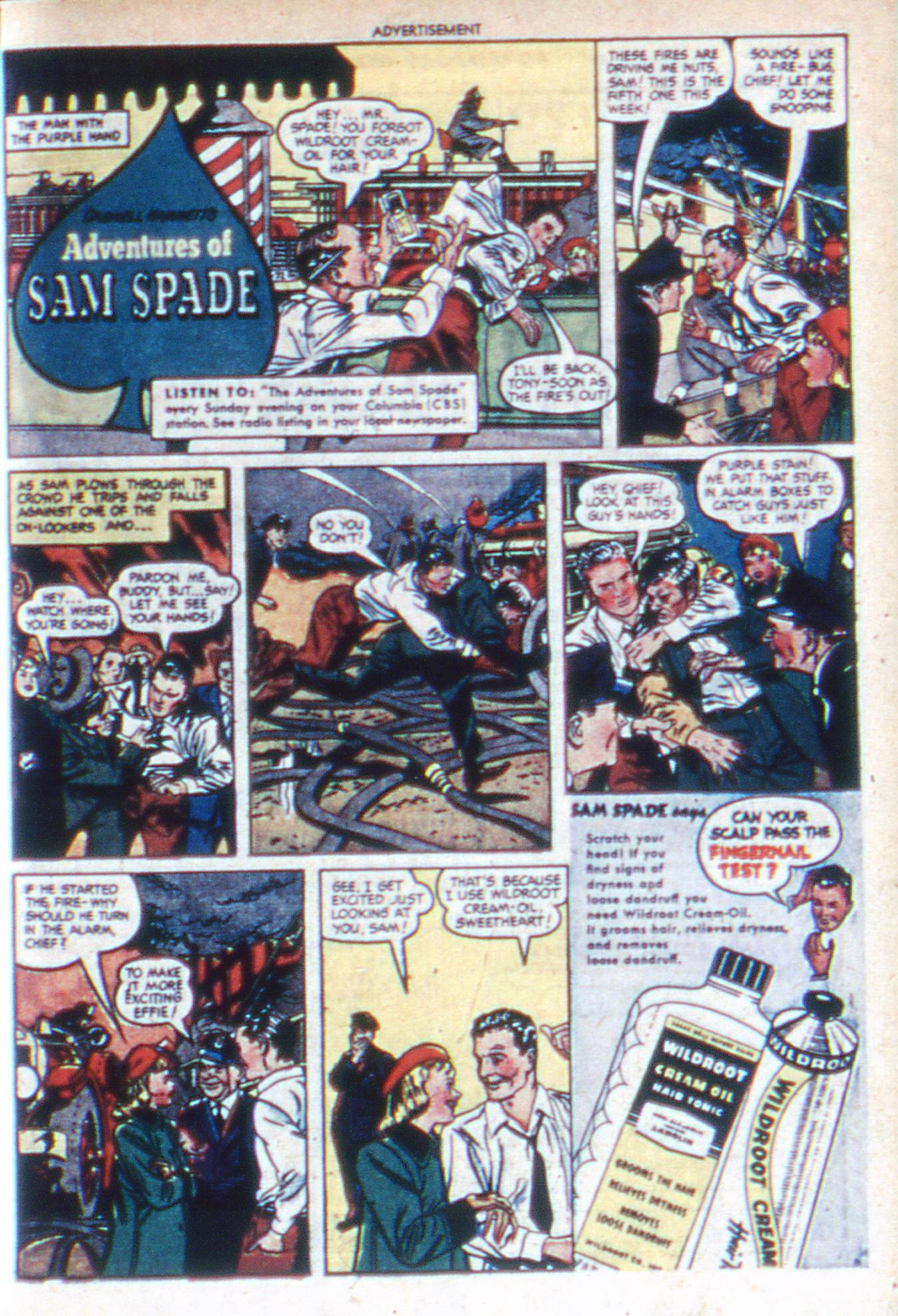 Read online Adventure Comics (1938) comic -  Issue #136 - 50