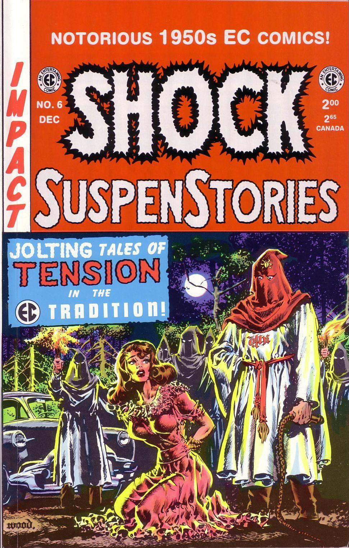 Read online Shock SuspenStories comic -  Issue #6 - 1