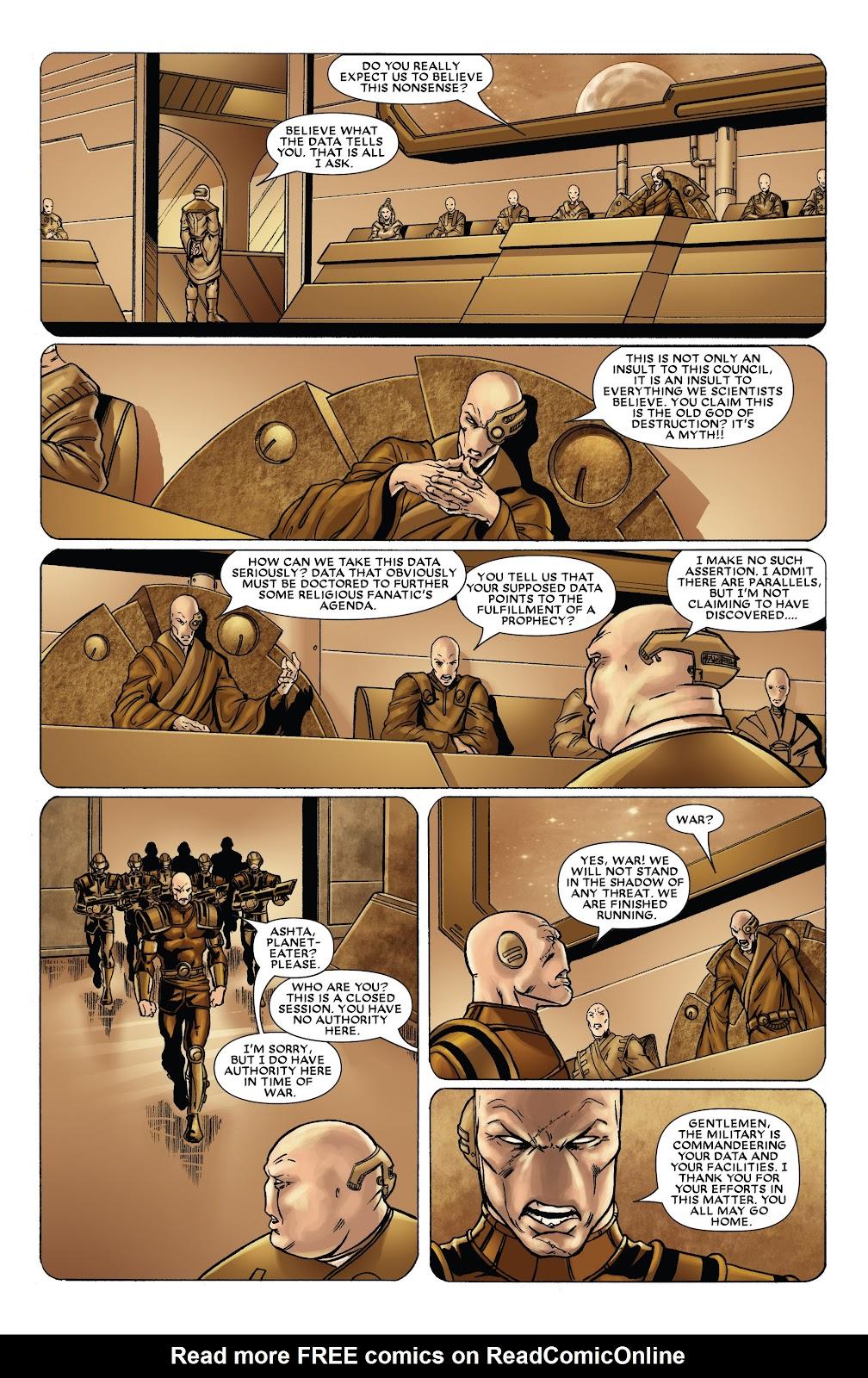 Read online Thor: Ragnaroks comic -  Issue # TPB (Part 3) - 99