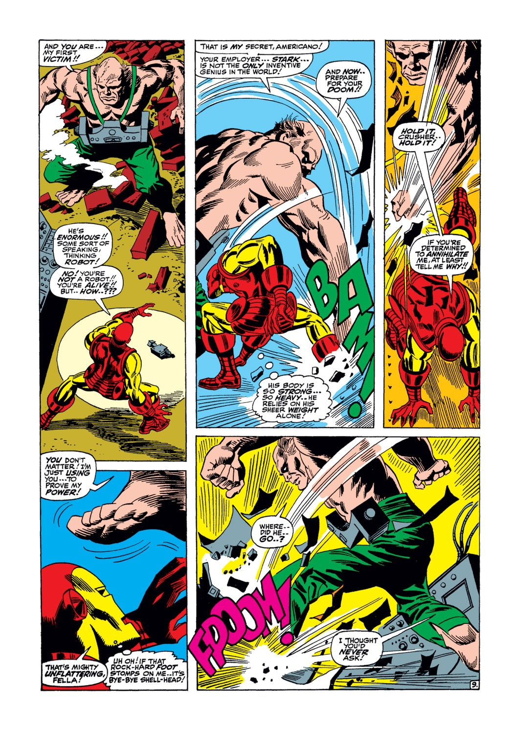 Tales of Suspense (1959) issue 91 - Page 10