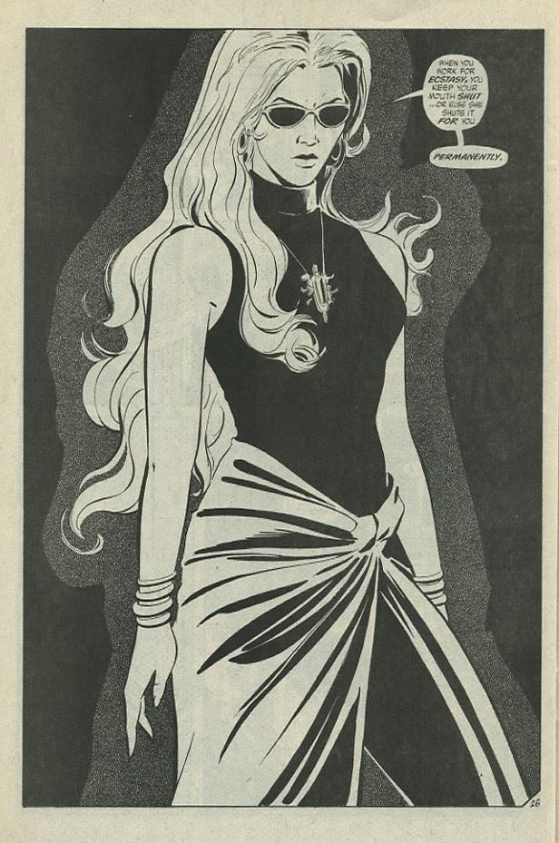 Scimidar (1988) issue 1 - Page 28