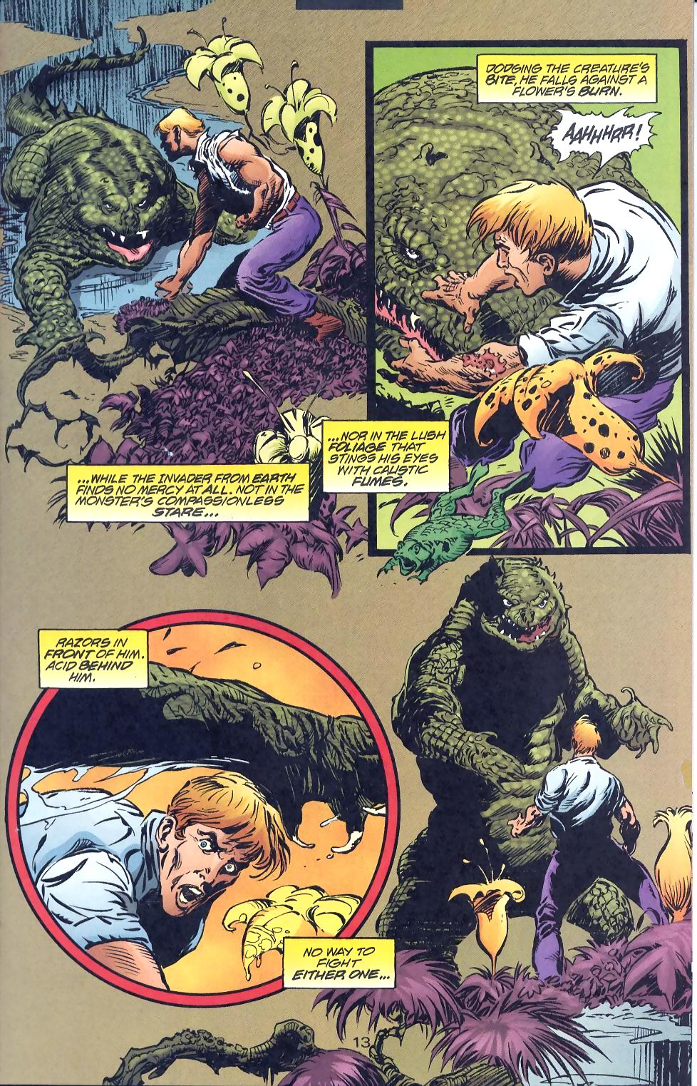 Read online Adventures of Superman (1987) comic -  Issue #570 - 15
