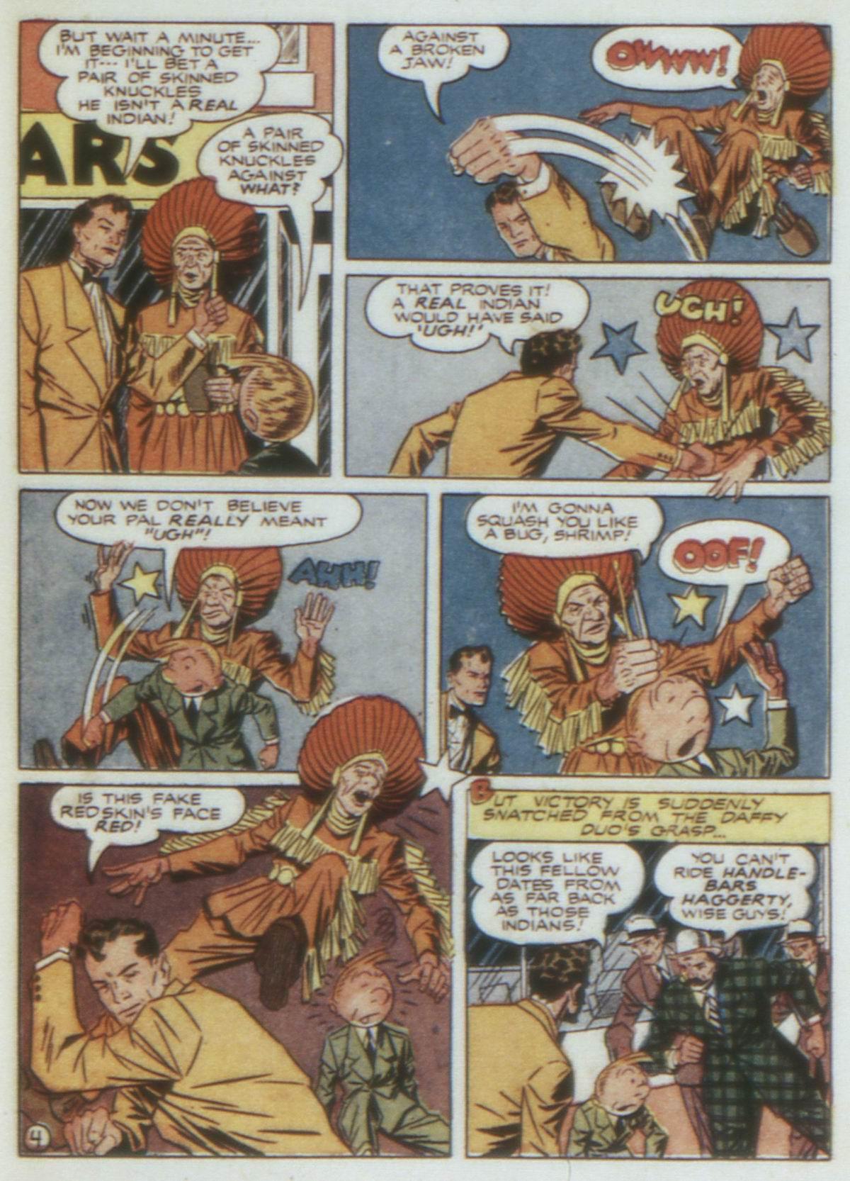 Read online Detective Comics (1937) comic -  Issue #74 - 61