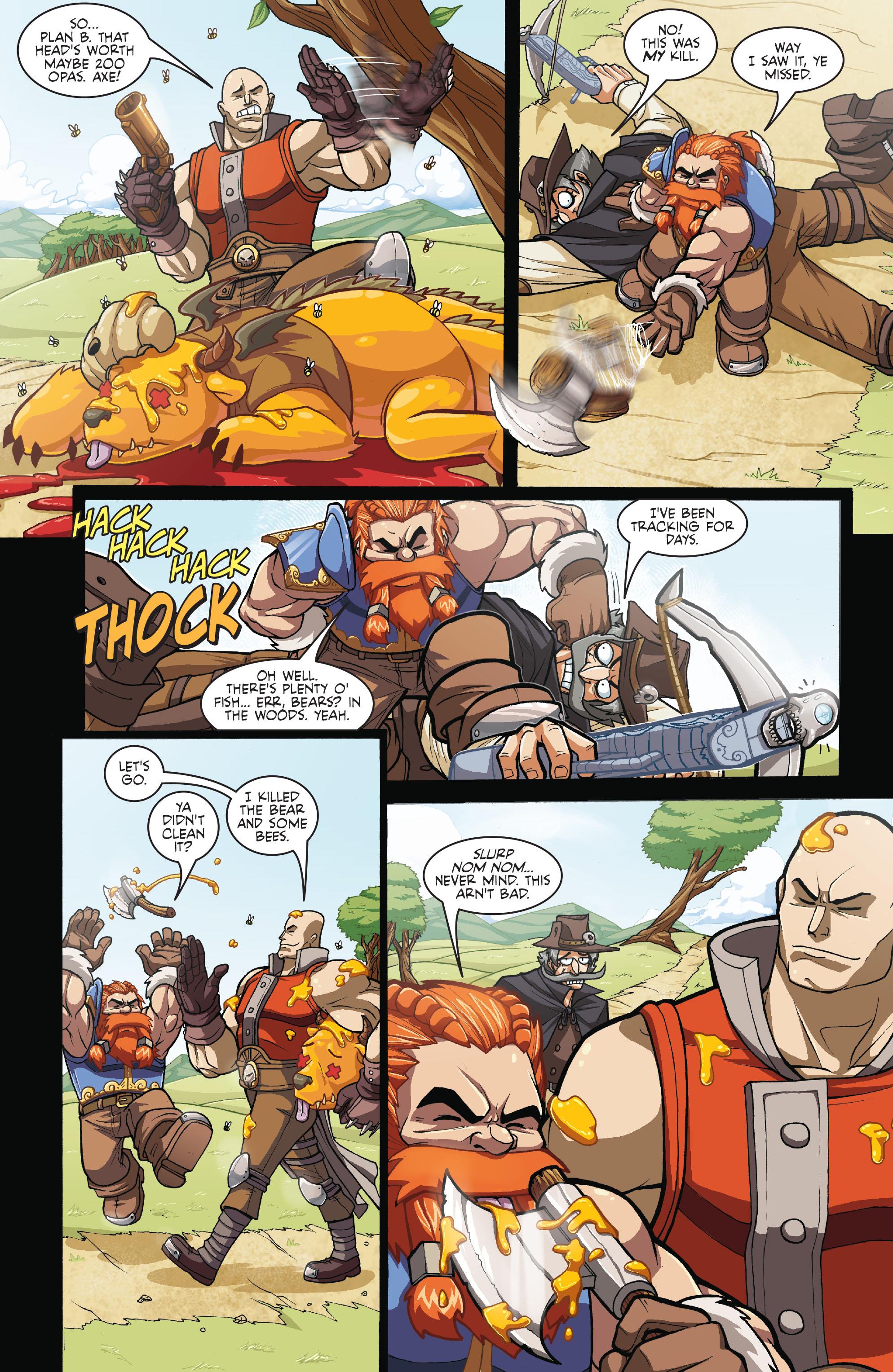 Read online Skullkickers comic -  Issue #12 - 17